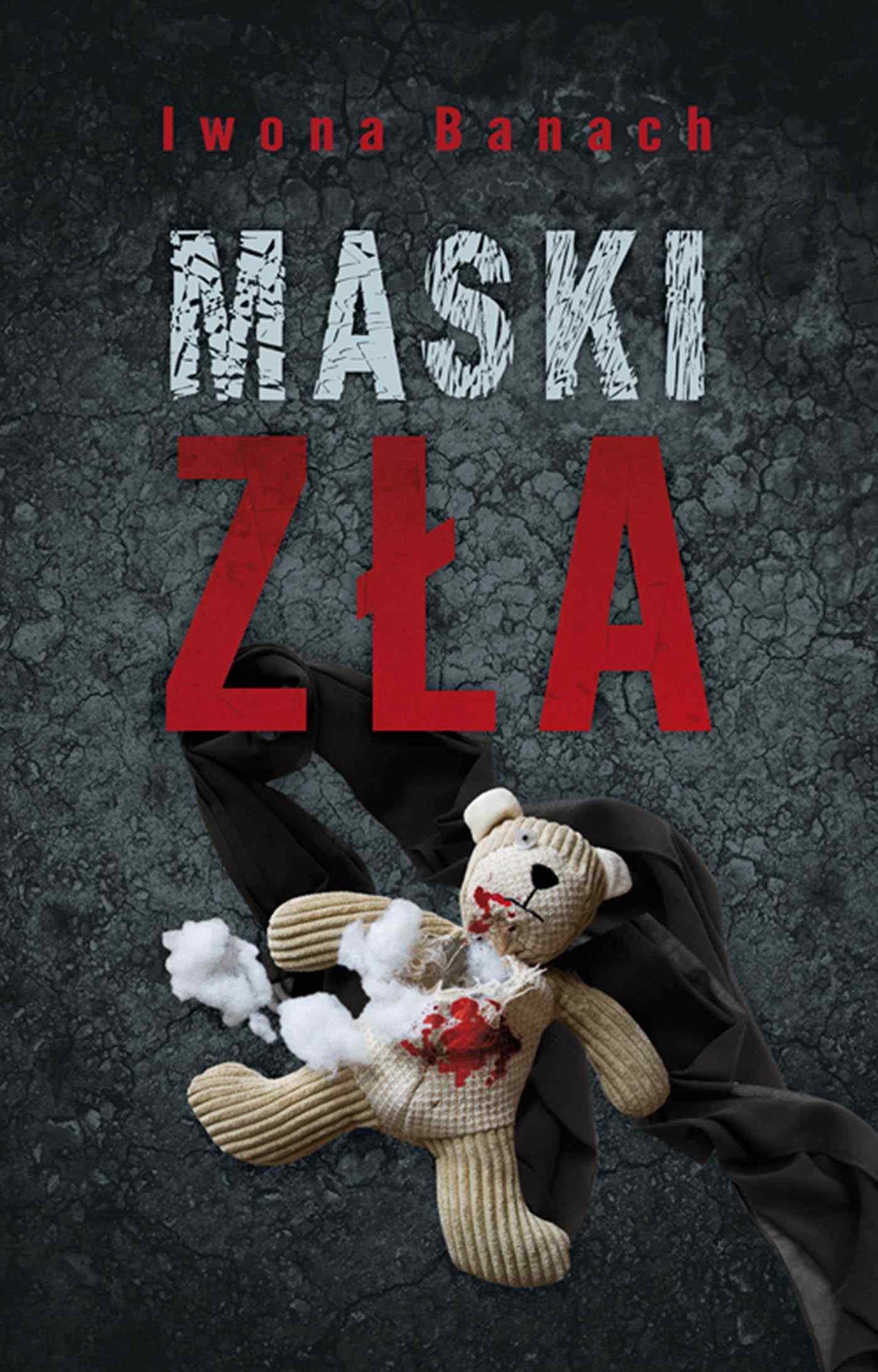 Maski zła - Ebook (Książka EPUB) do pobrania w formacie EPUB