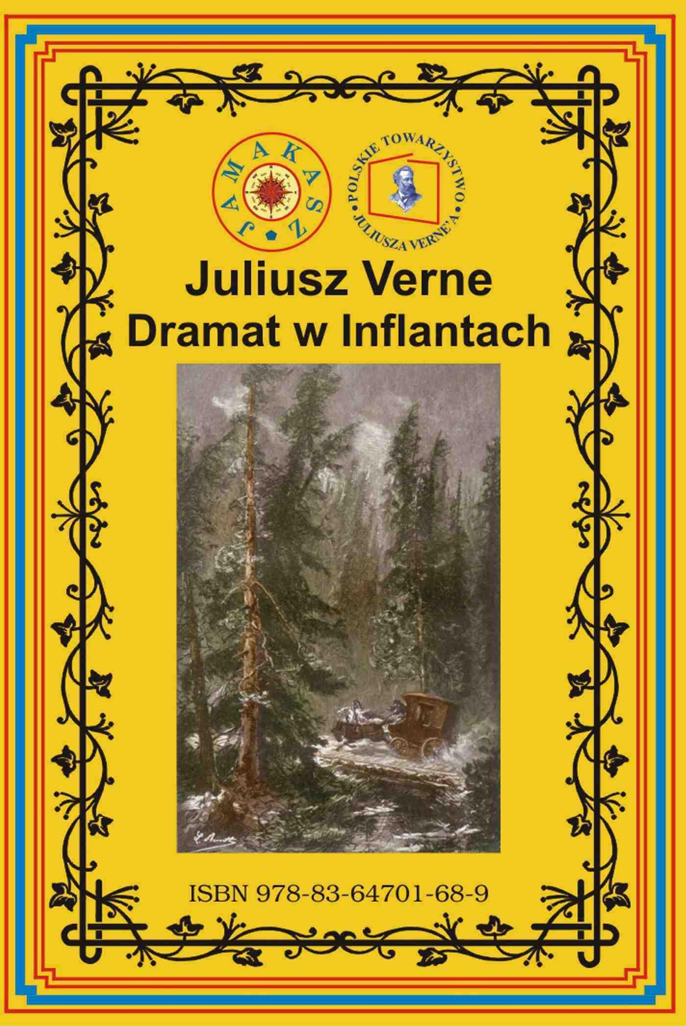Dramat w Inflantach - Ebook (Książka EPUB) do pobrania w formacie EPUB