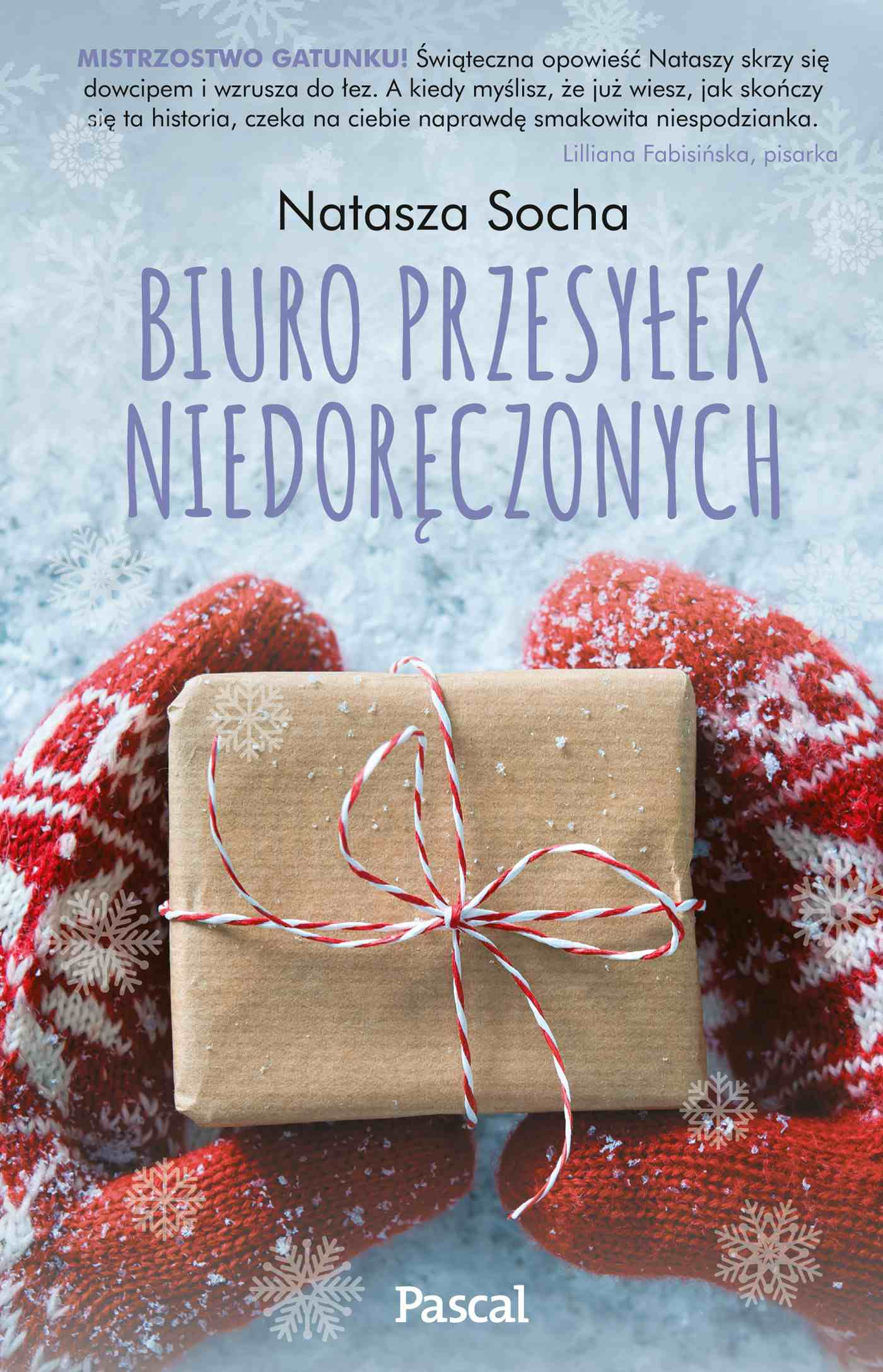 Biuro przesyłek niedoręczonych - Ebook (Książka EPUB) do pobrania w formacie EPUB