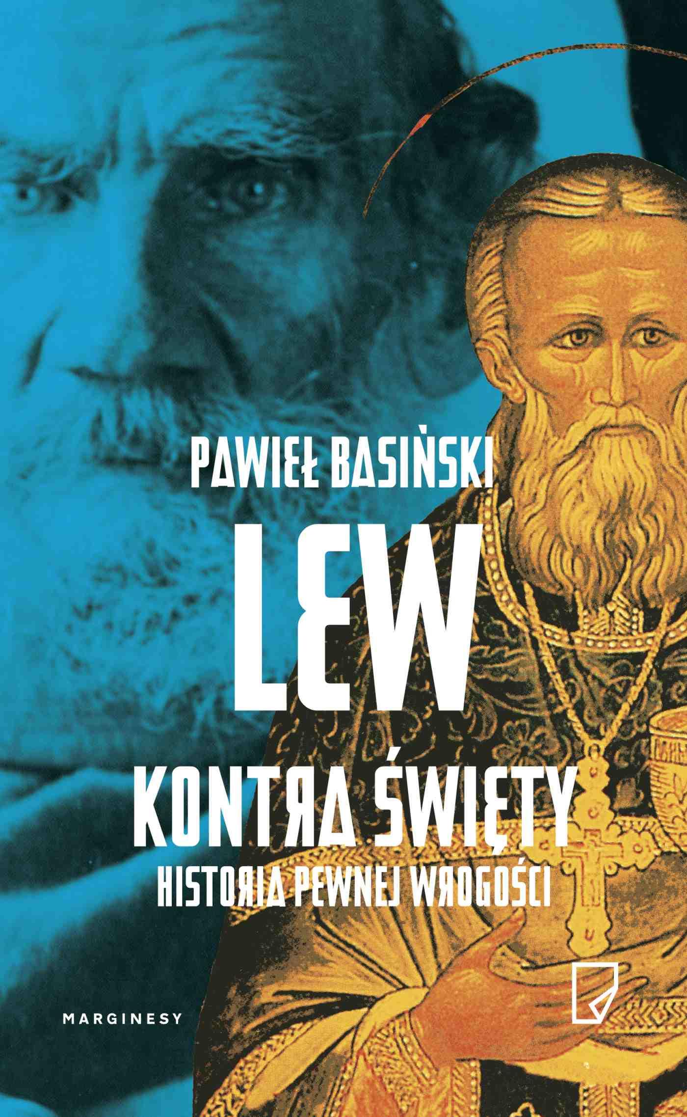 Lew kontra święty - Ebook (Książka EPUB) do pobrania w formacie EPUB