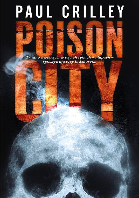 Poison City - Ebook (Książka EPUB) do pobrania w formacie EPUB