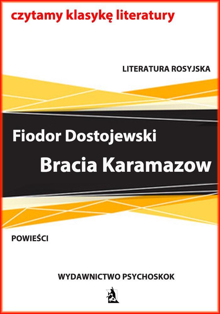 Bracia Karamazow - Ebook (Książka EPUB) do pobrania w formacie EPUB