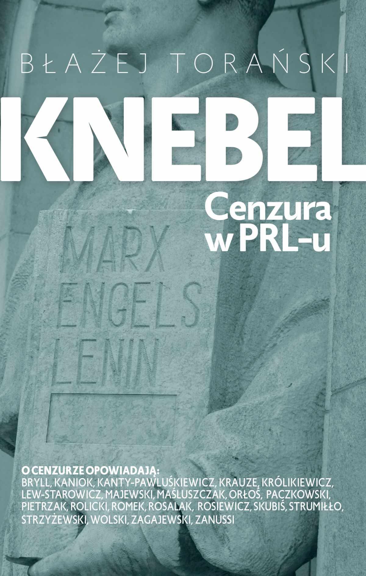 Knebel. Cenzura w PRL-u - Ebook (Książka na Kindle) do pobrania w formacie MOBI