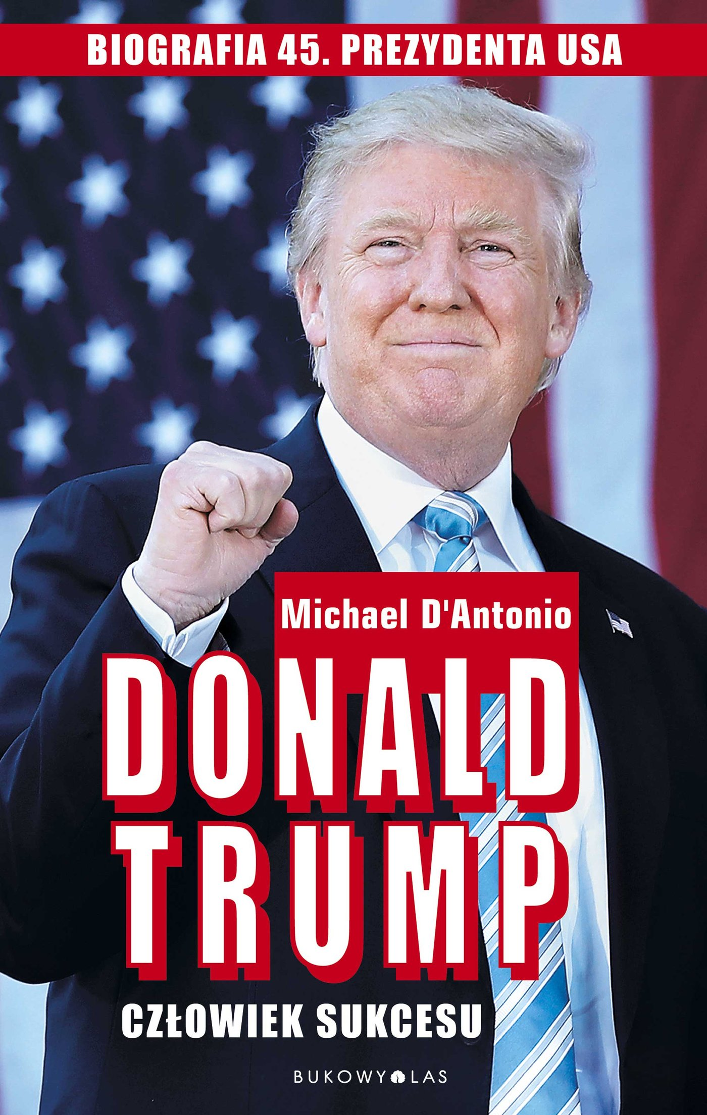 Donald Trump - Ebook (Książka na Kindle) do pobrania w formacie MOBI