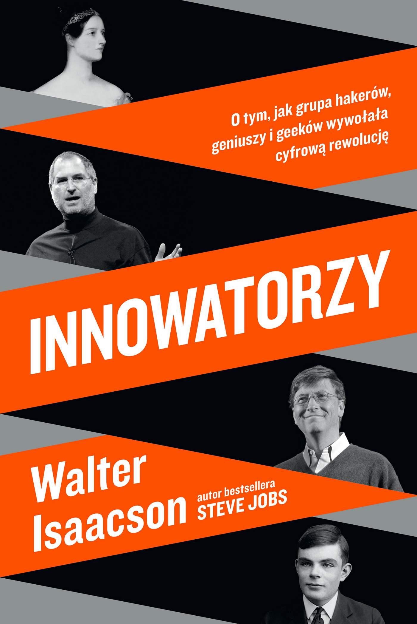 Innowatorzy - Ebook (Książka EPUB) do pobrania w formacie EPUB