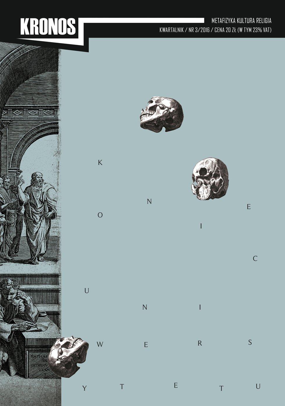 Kronos 3/2016. Koniec uniwersytetu - Ebook (Książka na Kindle) do pobrania w formacie MOBI