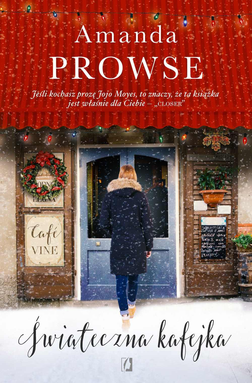 Świąteczna kafejka - Ebook (Książka na Kindle) do pobrania w formacie MOBI