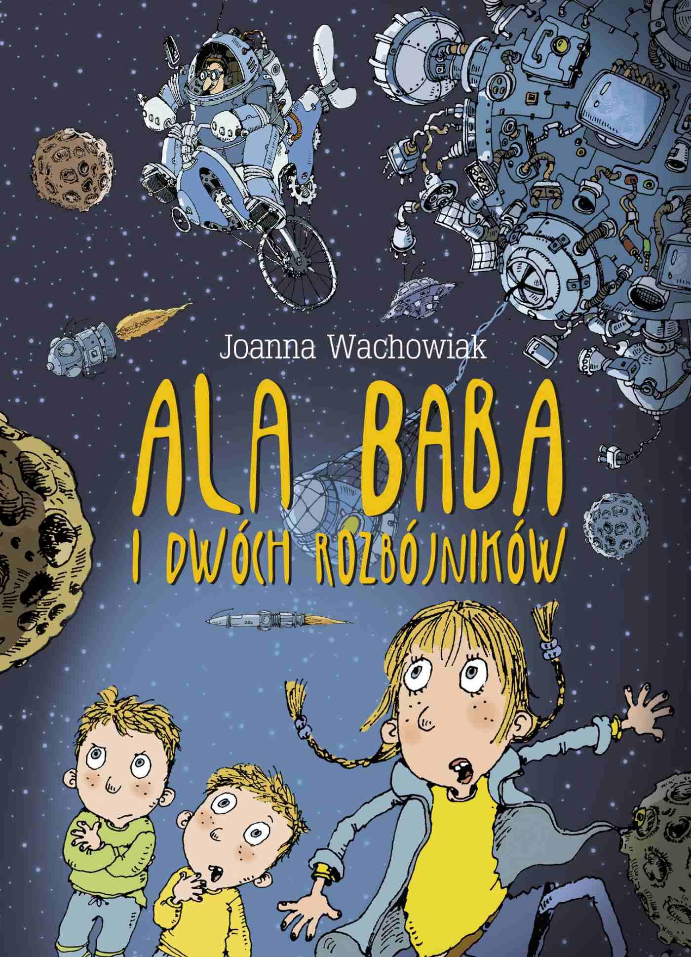 Ala Baba i dwóch rozbójników - Ebook (Książka na Kindle) do pobrania w formacie MOBI