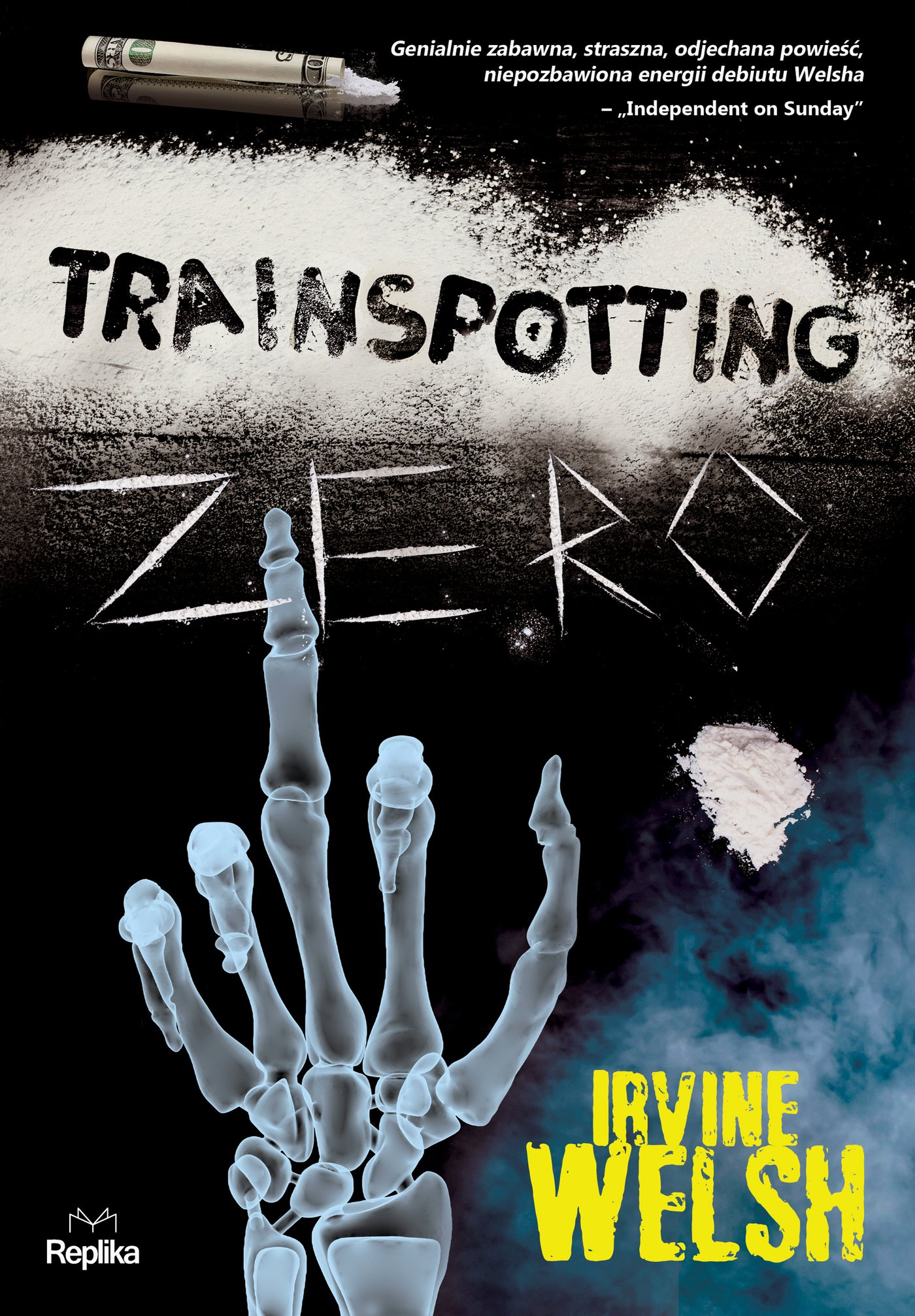 Trainspotting zero - Ebook (Książka na Kindle) do pobrania w formacie MOBI