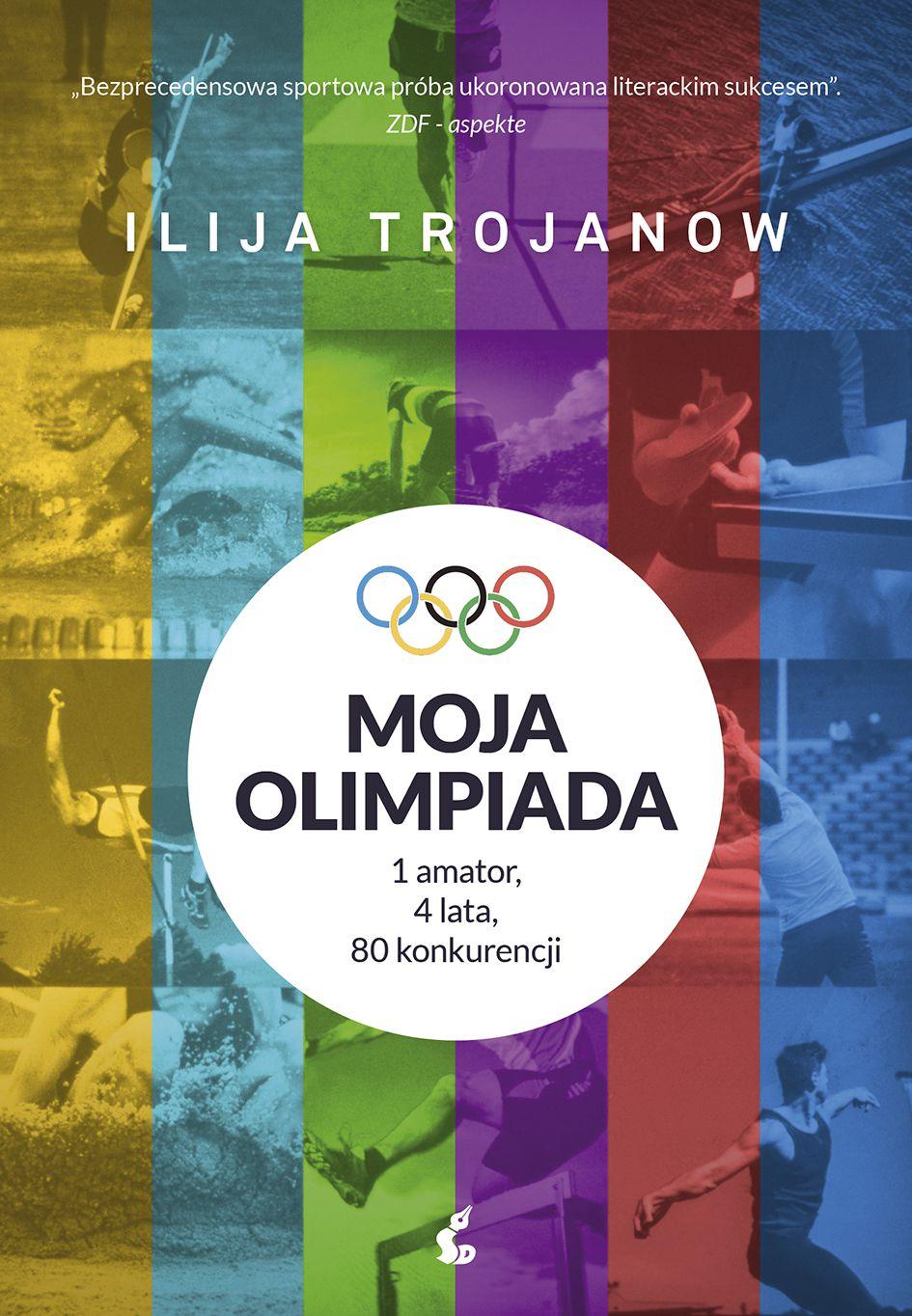 Moja olimpiada - Ebook (Książka EPUB) do pobrania w formacie EPUB