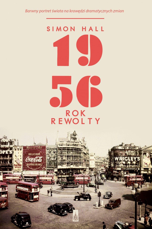 1956. Rok rewolty - Ebook (Książka EPUB) do pobrania w formacie EPUB