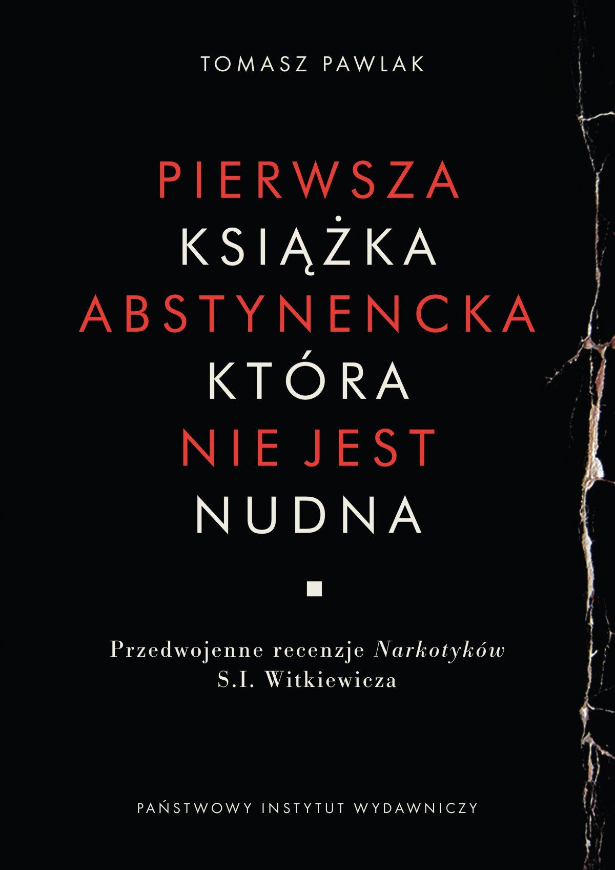 Pierwsza książka abstynencka, która nie jest nudna - Ebook (Książka EPUB) do pobrania w formacie EPUB