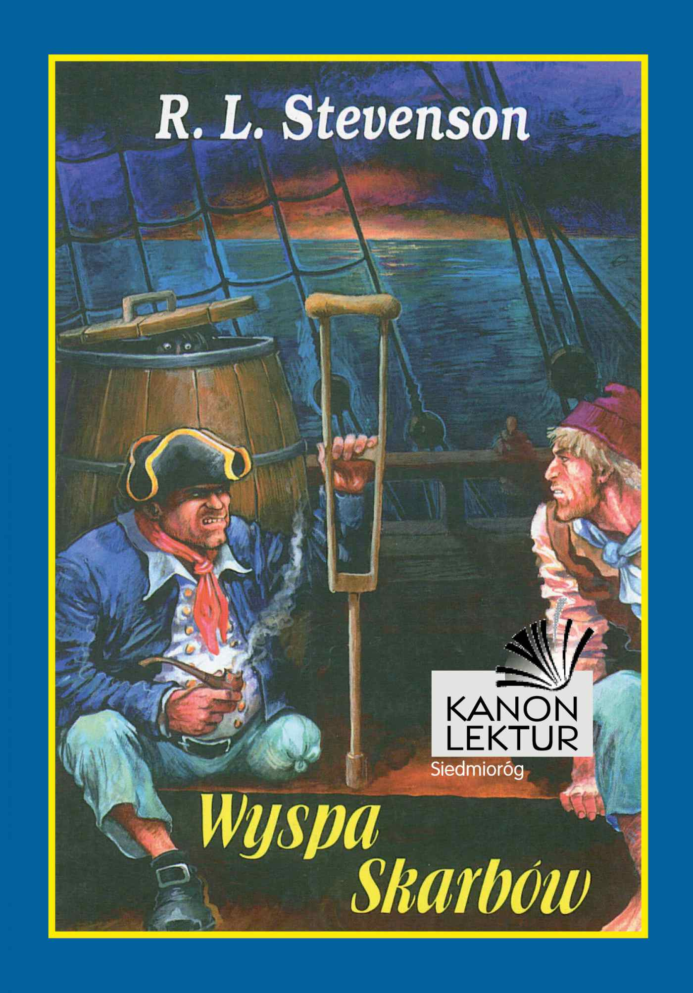 Wyspa Skarbów - Ebook (Książka na Kindle) do pobrania w formacie MOBI