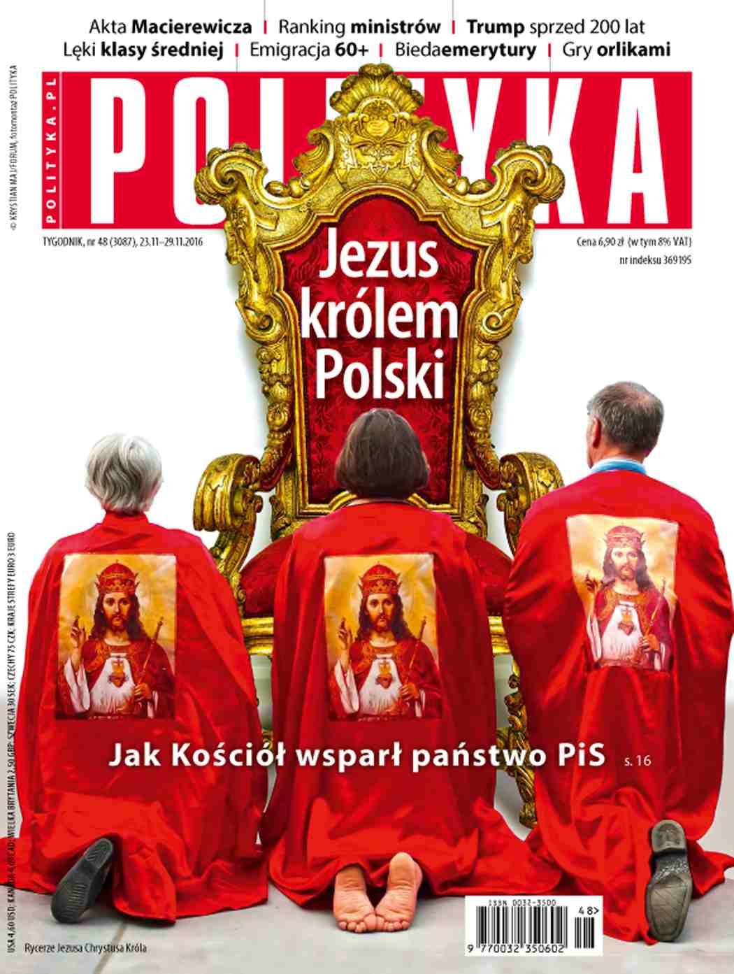 Polityka nr 48/2016 - Ebook (Książka PDF) do pobrania w formacie PDF