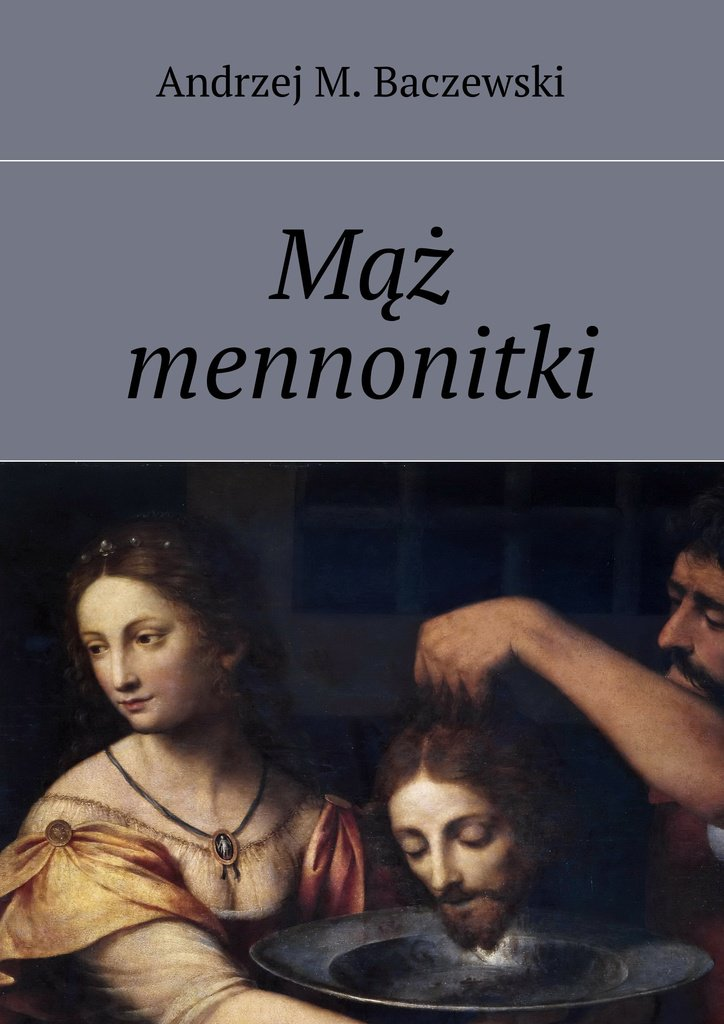 Mąż mennonitki - Ebook (Książka na Kindle) do pobrania w formacie MOBI