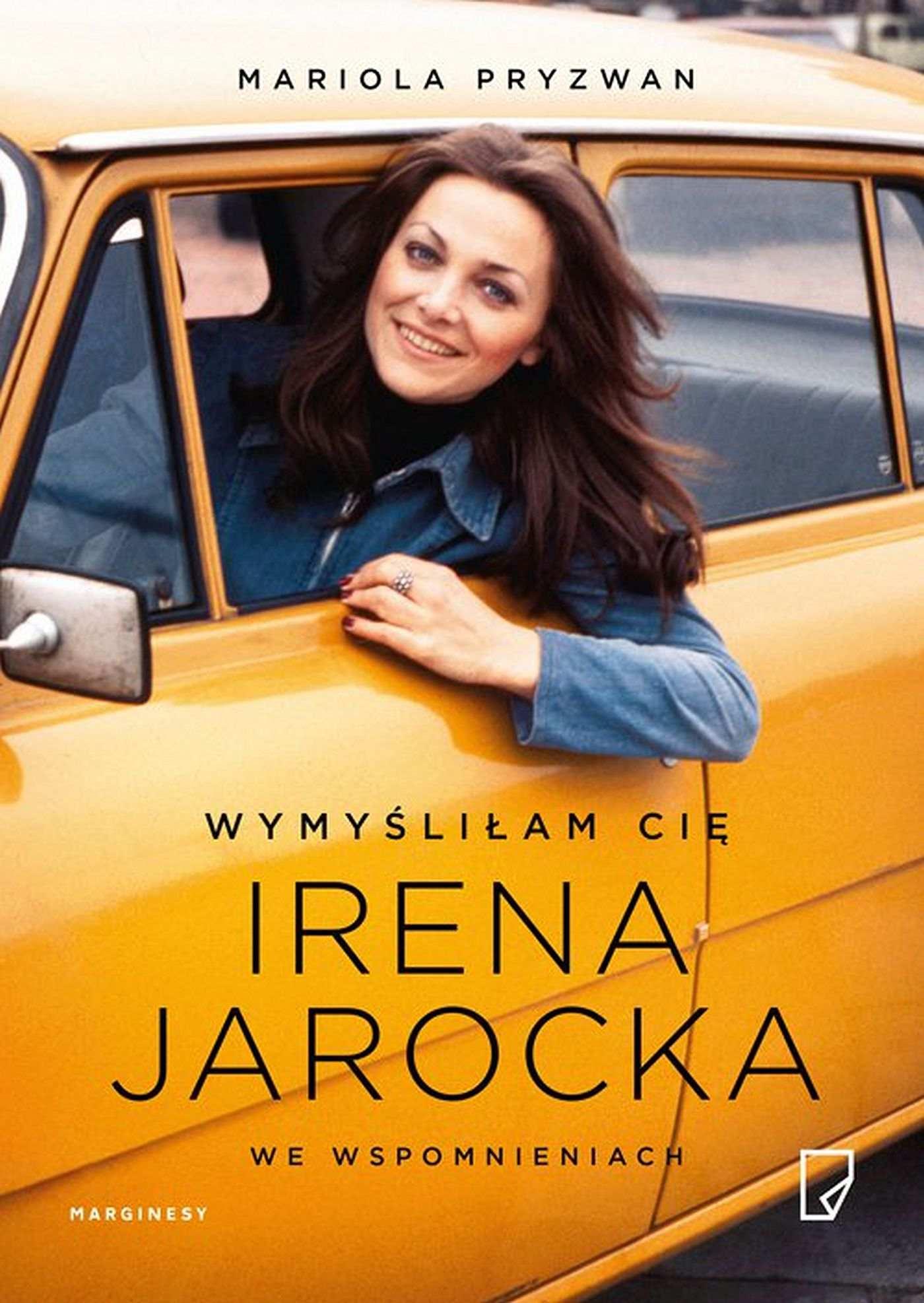 Wymyśliłam Cię. Irena Jarocka we wspomnieniach - Ebook (Książka EPUB) do pobrania w formacie EPUB