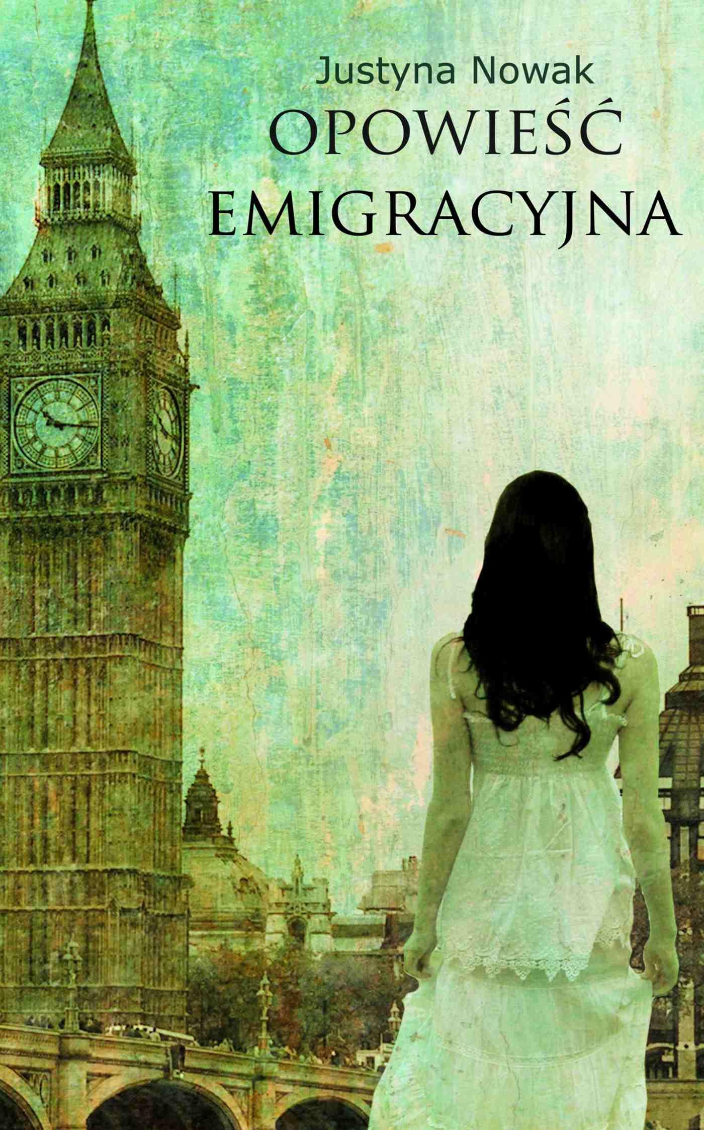 Opowieść emigracyjna - Ebook (Książka EPUB) do pobrania w formacie EPUB