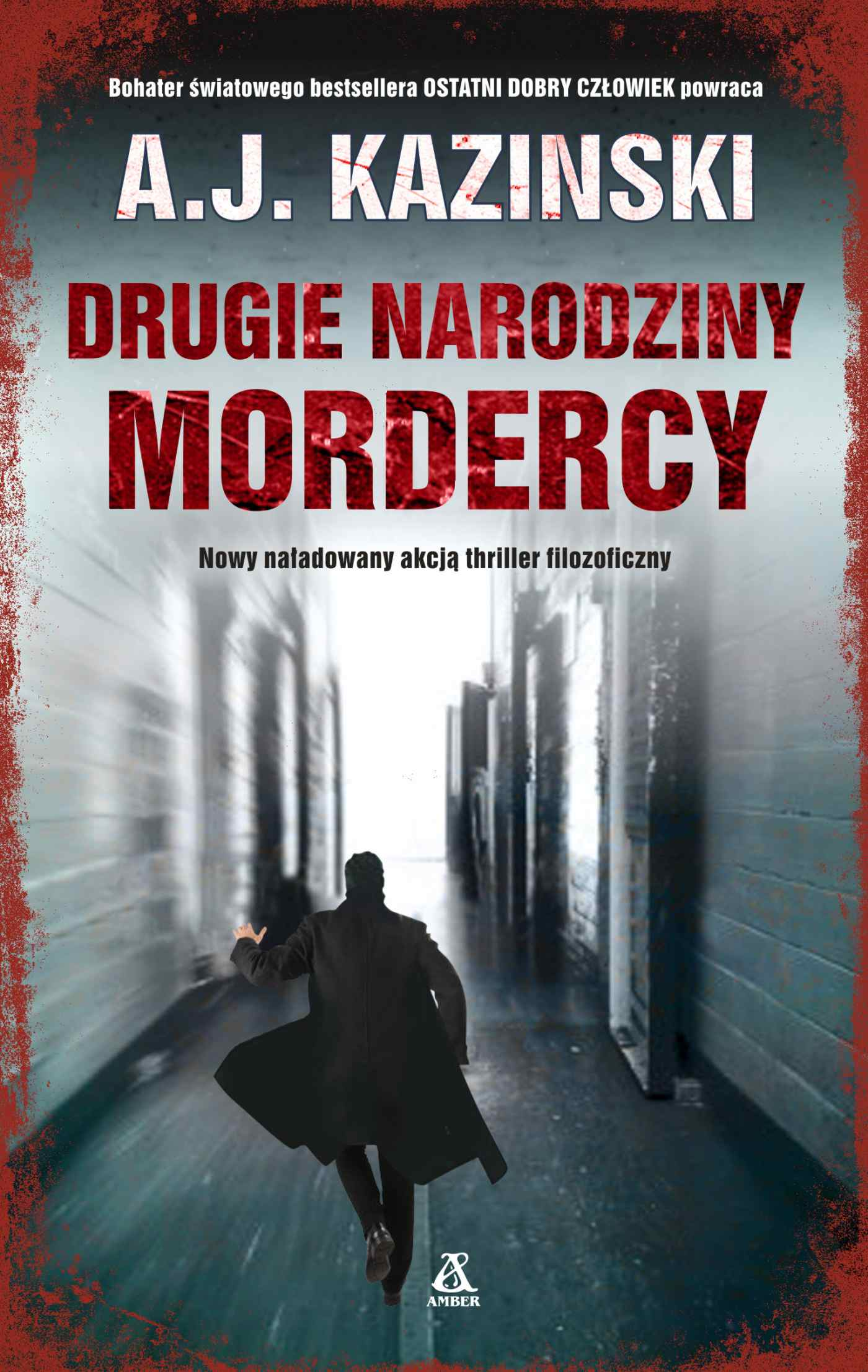 Drugie narodziny mordercy - Ebook (Książka EPUB) do pobrania w formacie EPUB
