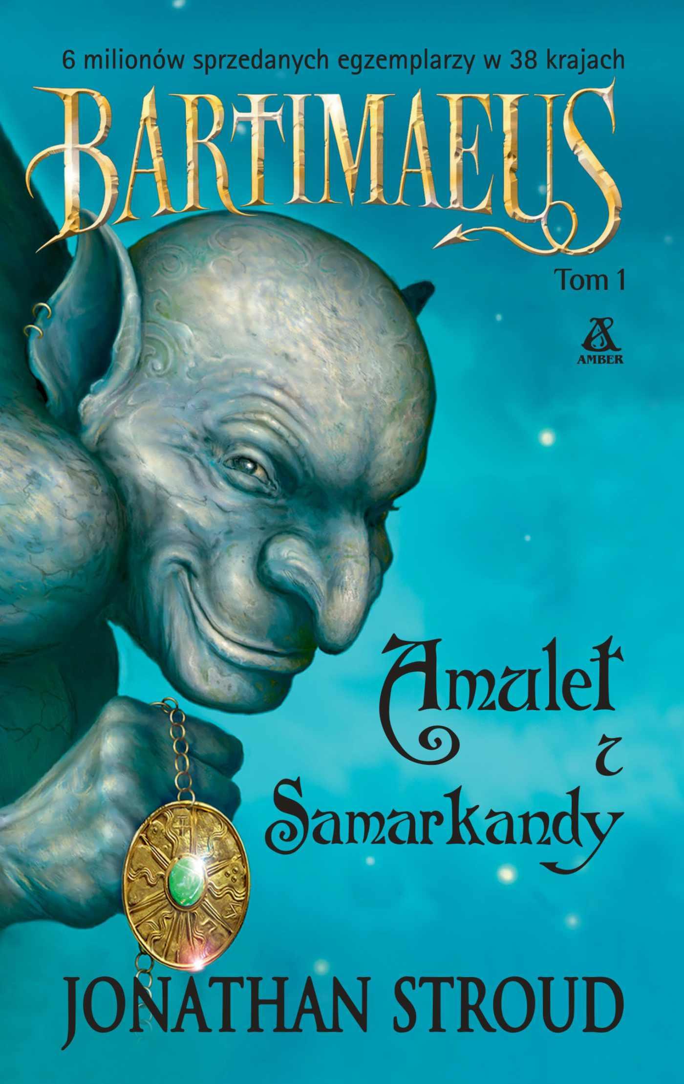 Amulet z Samarkandy - Ebook (Książka EPUB) do pobrania w formacie EPUB