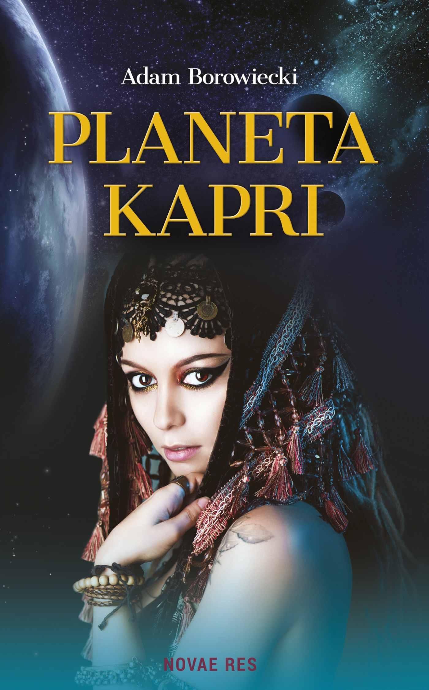 Planeta Kapri - Ebook (Książka na Kindle) do pobrania w formacie MOBI