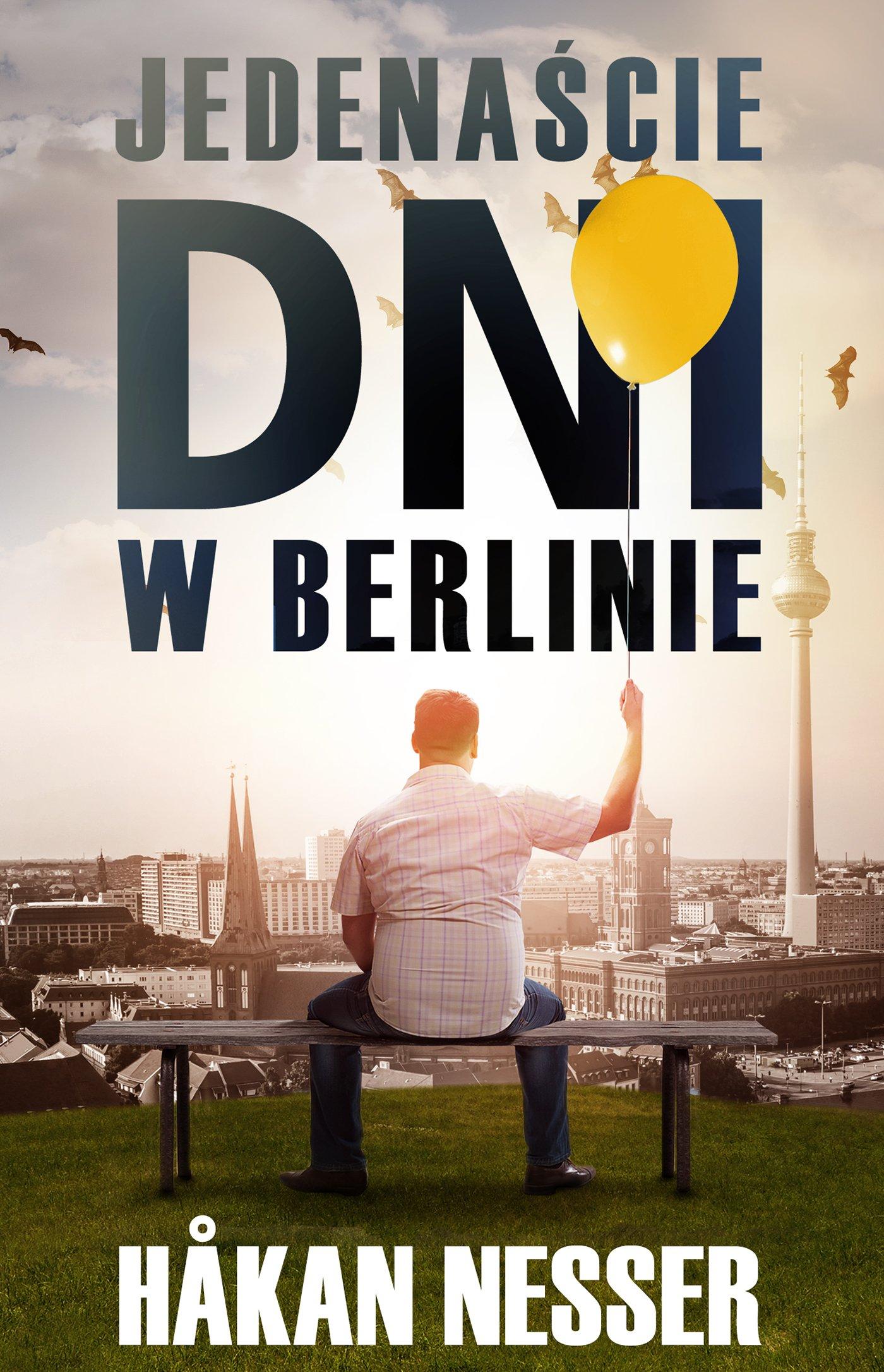 Jedenaście dni w Berlinie - Ebook (Książka na Kindle) do pobrania w formacie MOBI