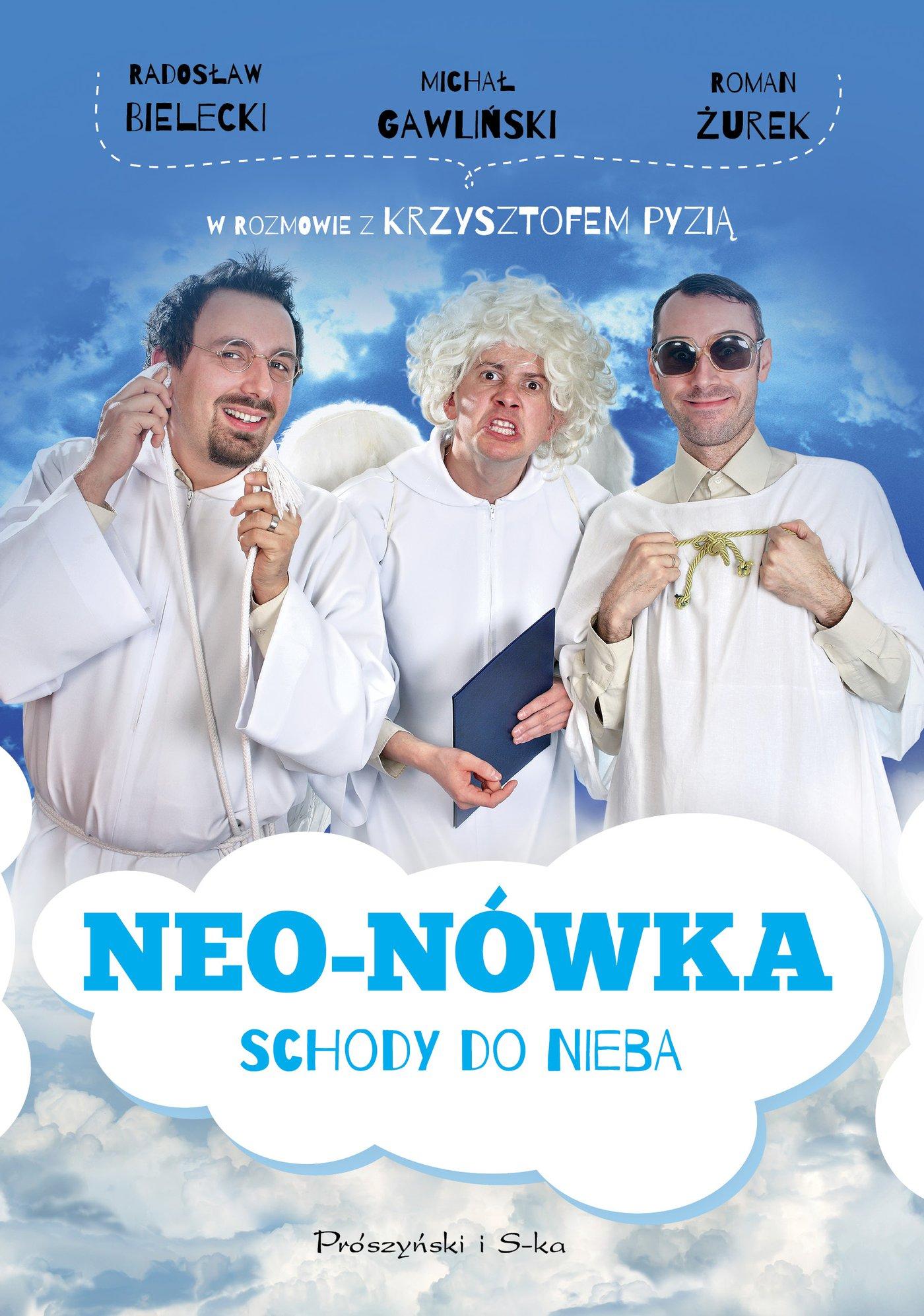 Neo-Nówka.Schody do nieba - Ebook (Książka na Kindle) do pobrania w formacie MOBI