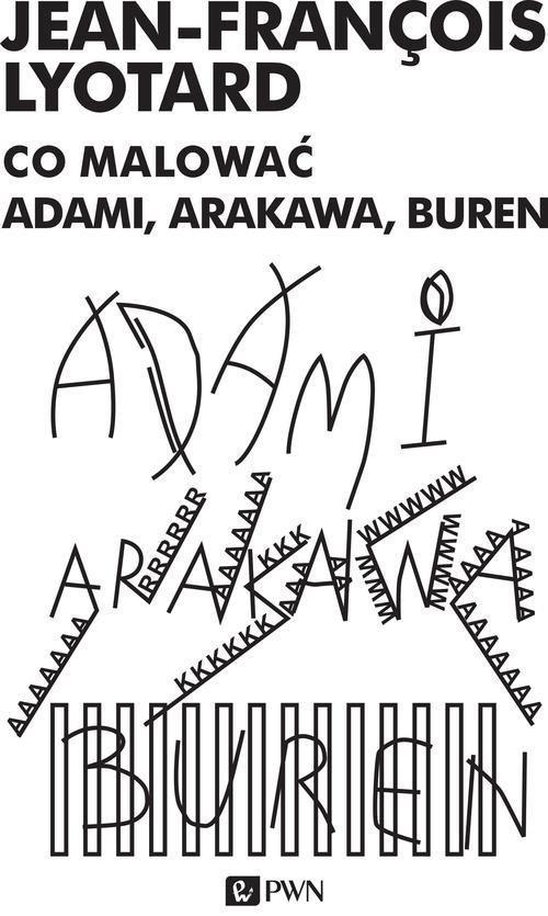 Co malować Adami Arakowa Buren - Ebook (Książka EPUB) do pobrania w formacie EPUB