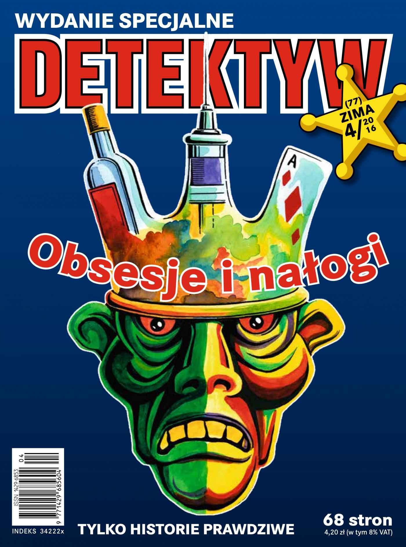 Detektyw - Wydanie Specjalne 4/2016 - Ebook (Książka EPUB) do pobrania w formacie EPUB