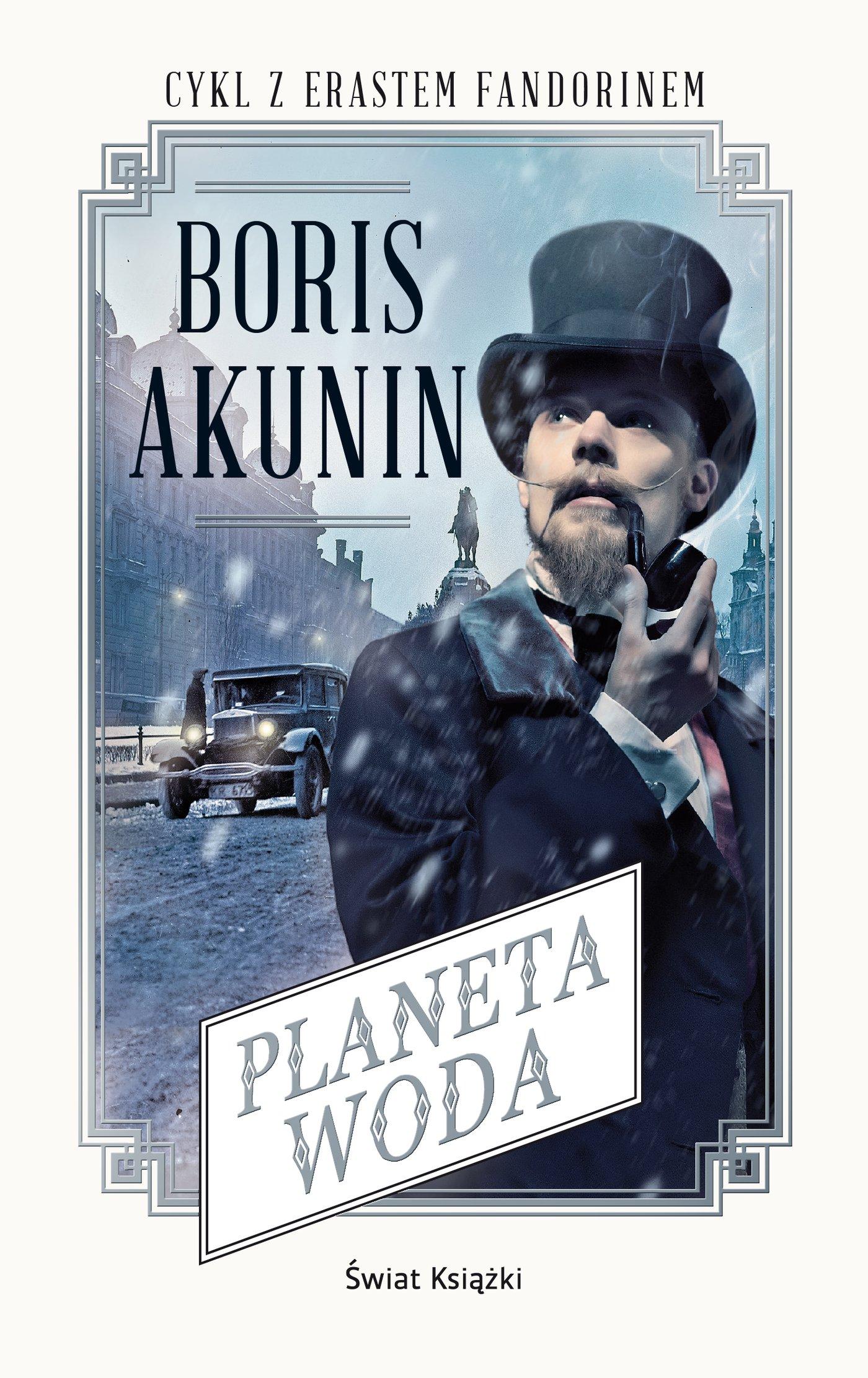 Planeta Woda - Ebook (Książka EPUB) do pobrania w formacie EPUB
