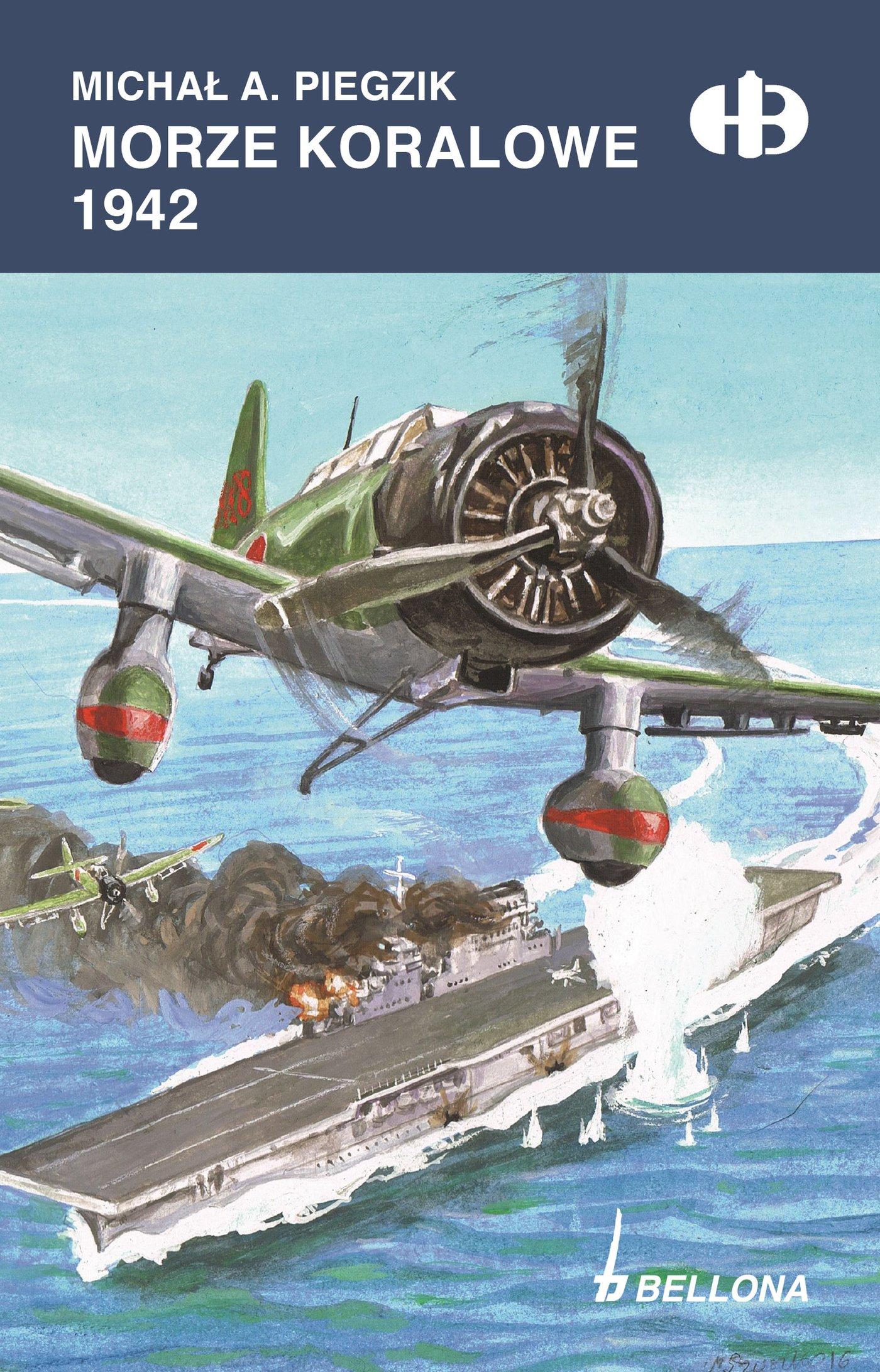 Morze Koralowe 1942 - Ebook (Książka na Kindle) do pobrania w formacie MOBI