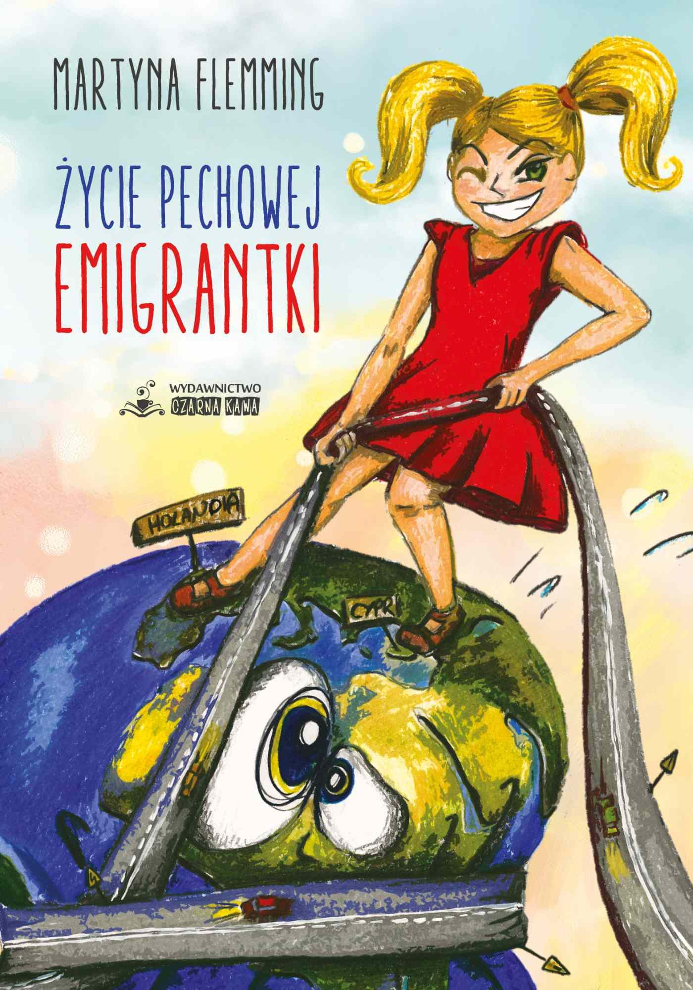 Życie pechowej emigrantki - Ebook (Książka EPUB) do pobrania w formacie EPUB