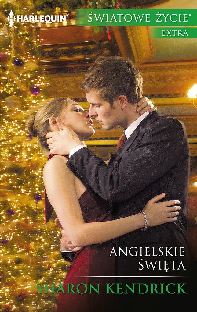 Angielskie święta - Ebook (Książka na Kindle) do pobrania w formacie MOBI