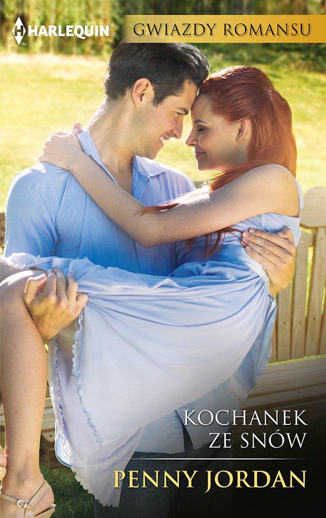 Kochanek ze snów - Ebook (Książka na Kindle) do pobrania w formacie MOBI