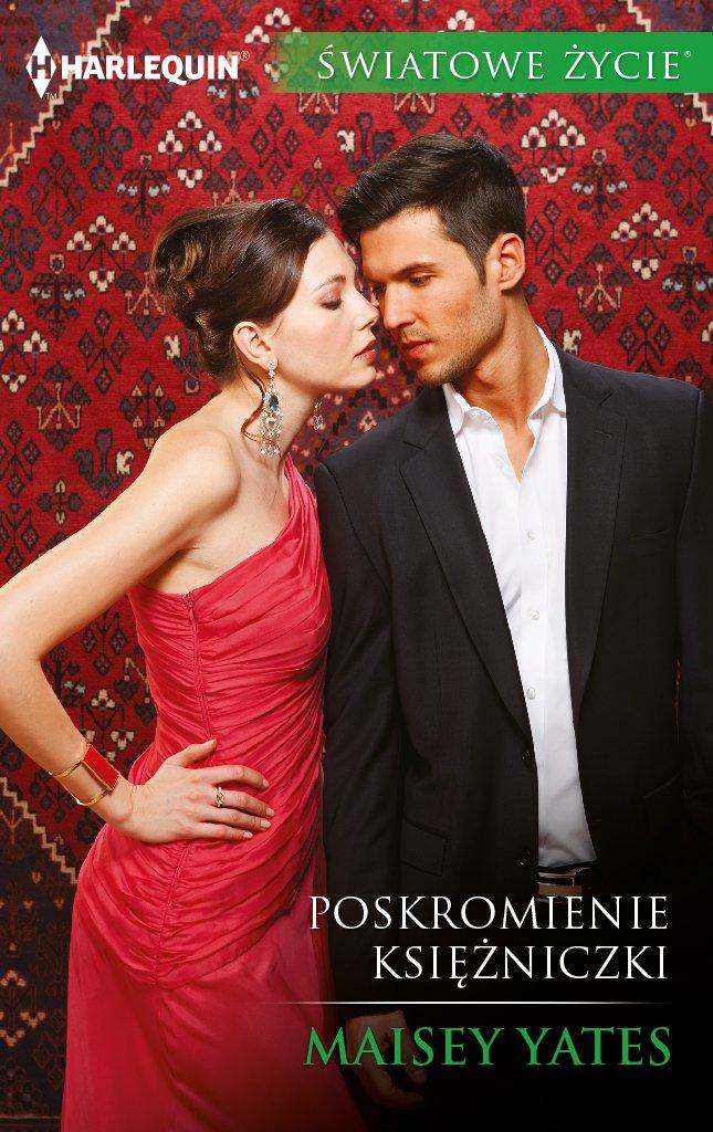 Poskromienie księżniczki - Ebook (Książka EPUB) do pobrania w formacie EPUB