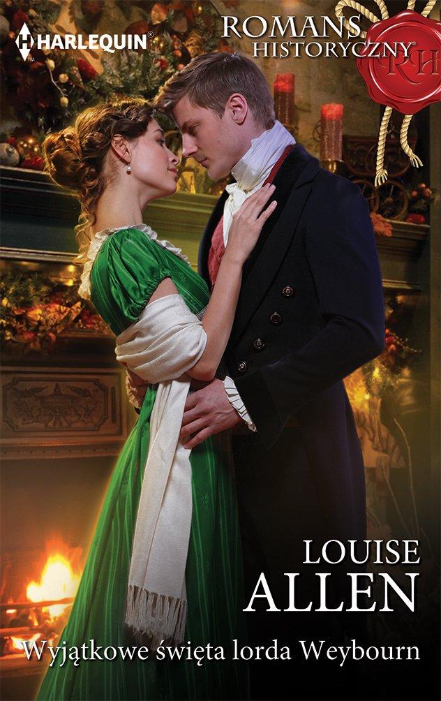 Wyjątkowe święta lorda Weybourn - Ebook (Książka na Kindle) do pobrania w formacie MOBI