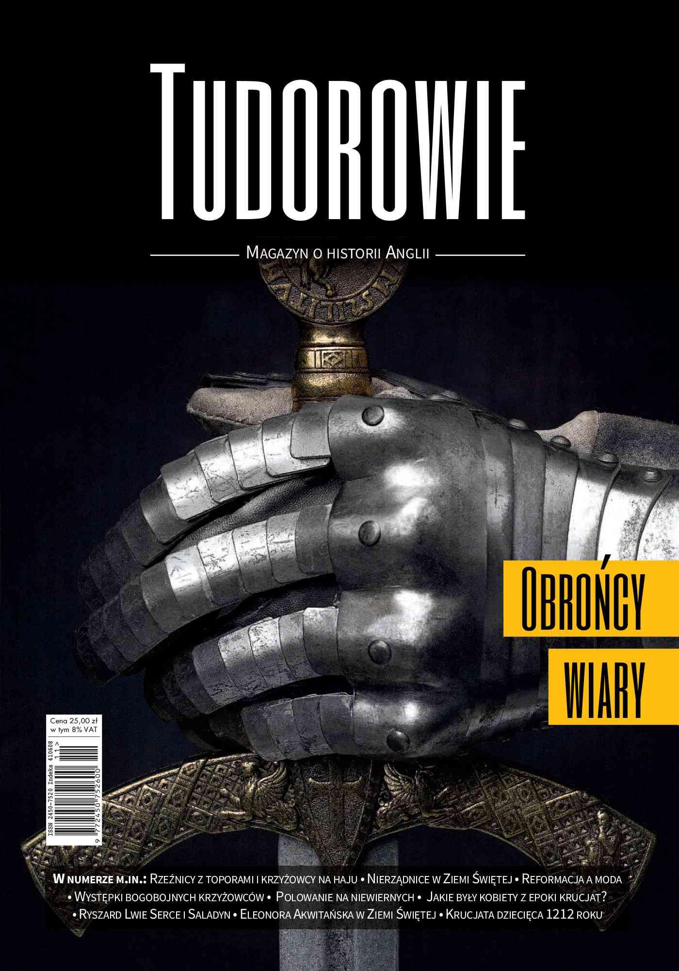 Tudorowie 5/2016 - Ebook (Książka na Kindle) do pobrania w formacie MOBI