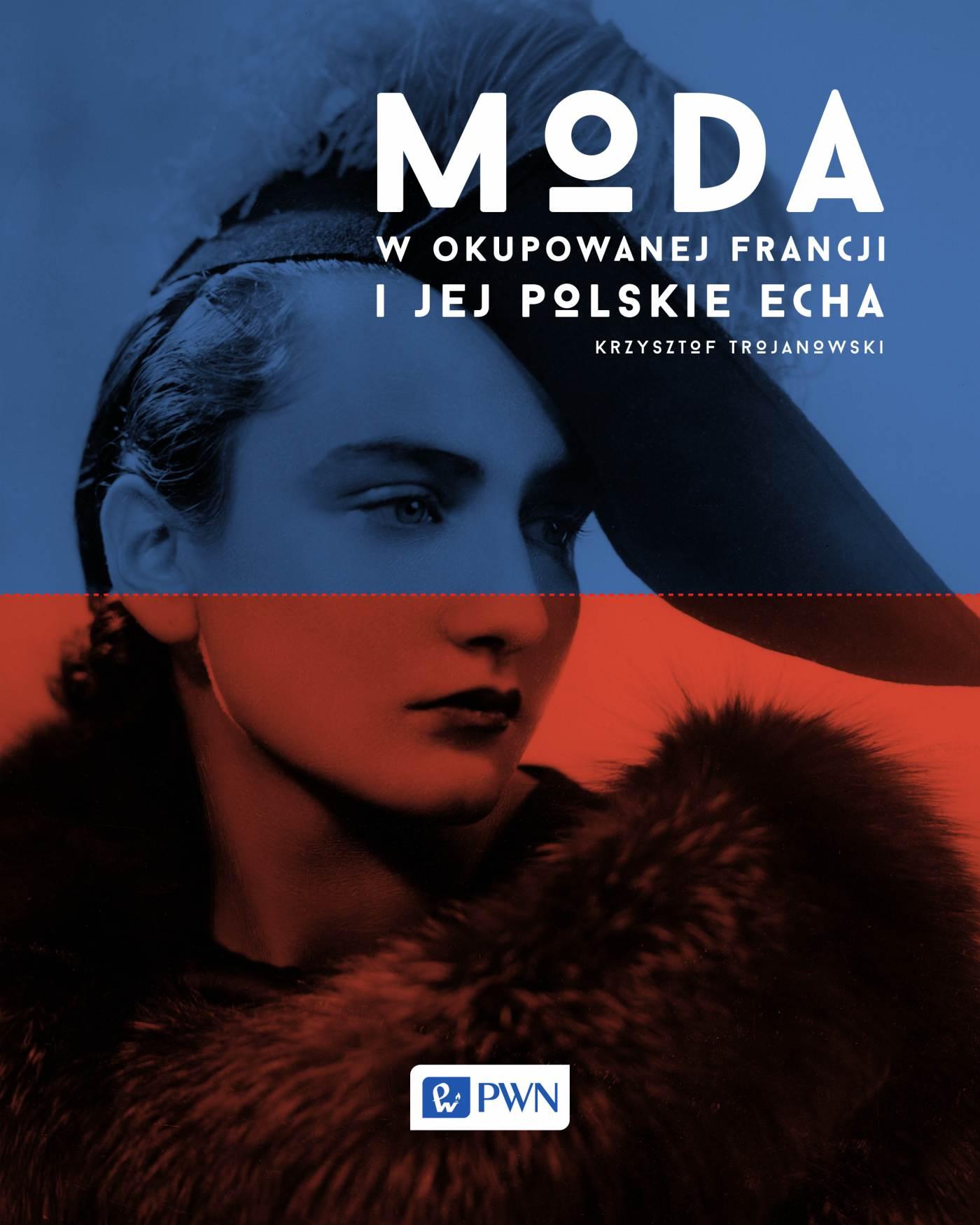 Moda w okupowanej Francji - Ebook (Książka na Kindle) do pobrania w formacie MOBI