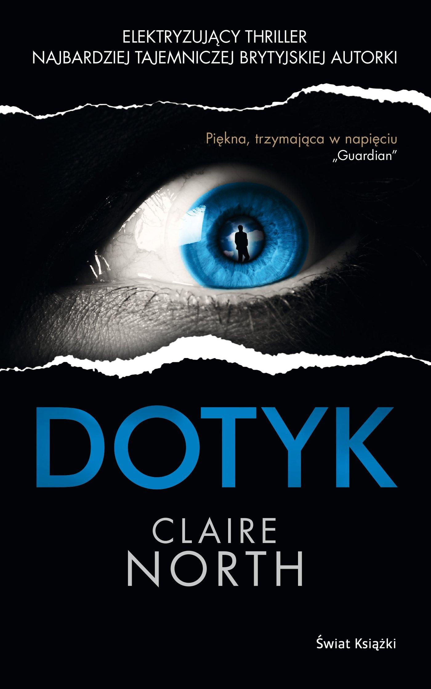 Dotyk - Ebook (Książka na Kindle) do pobrania w formacie MOBI