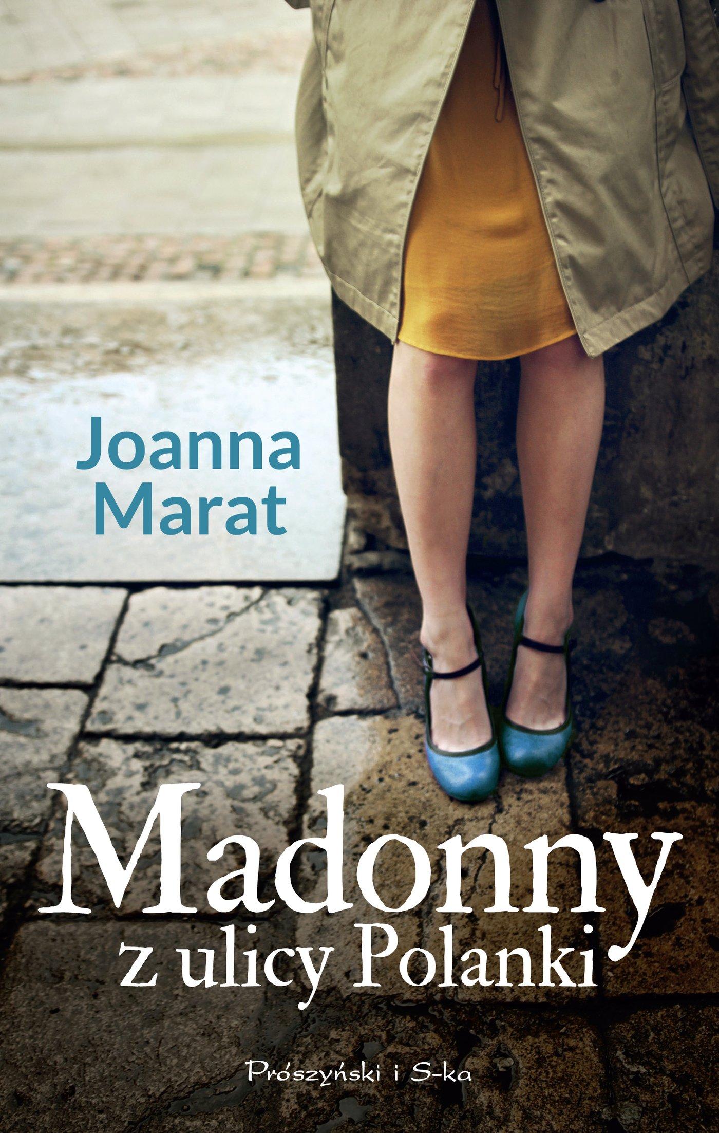 Madonny z ulicy Polanki - Ebook (Książka na Kindle) do pobrania w formacie MOBI