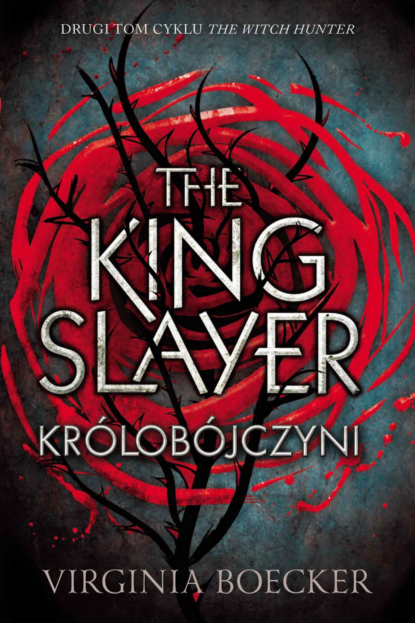 The King Slayer. Królobójczyni - Ebook (Książka na Kindle) do pobrania w formacie MOBI