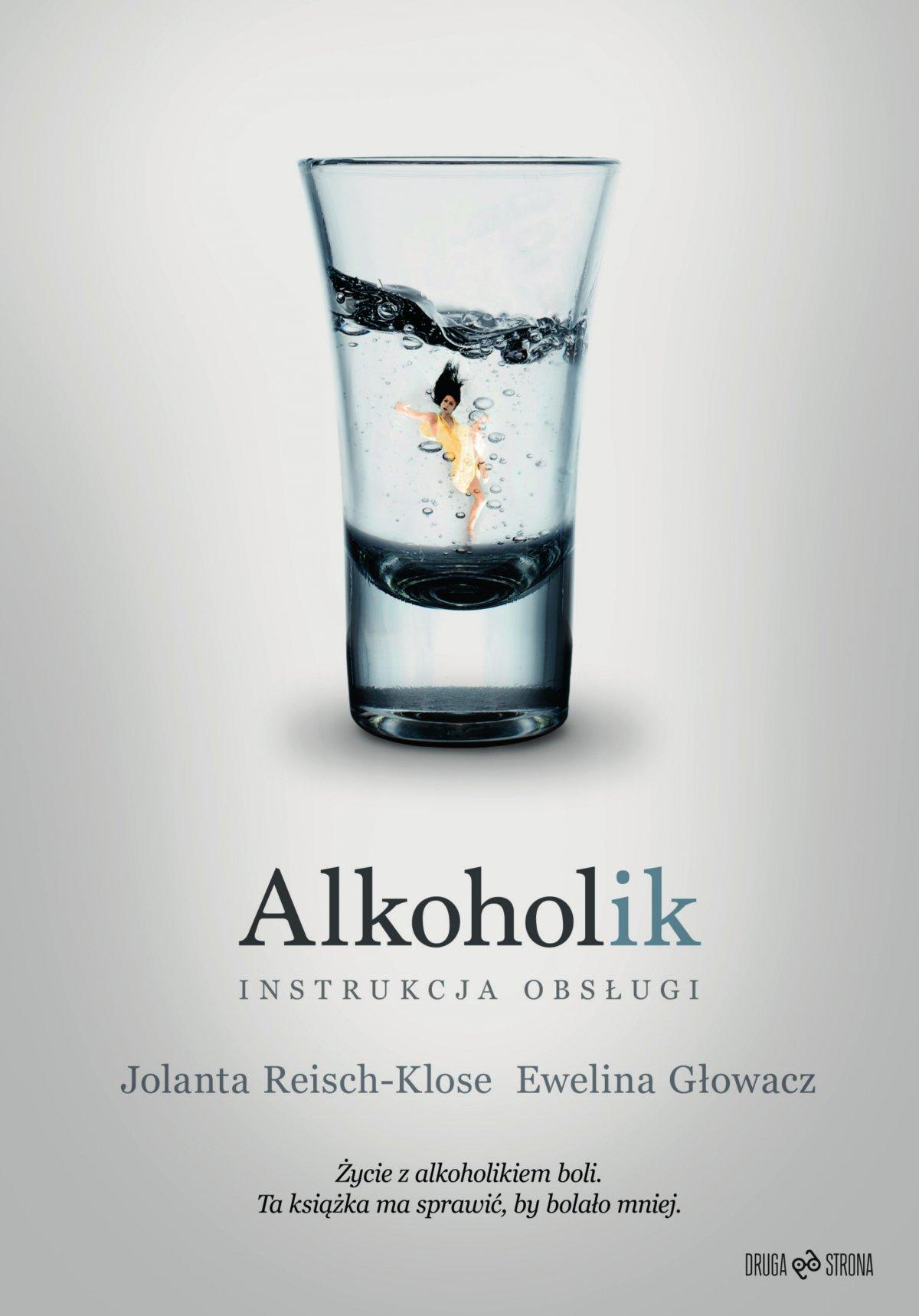 Alkoholik - instrukcja obsługi - Ebook (Książka na Kindle) do pobrania w formacie MOBI