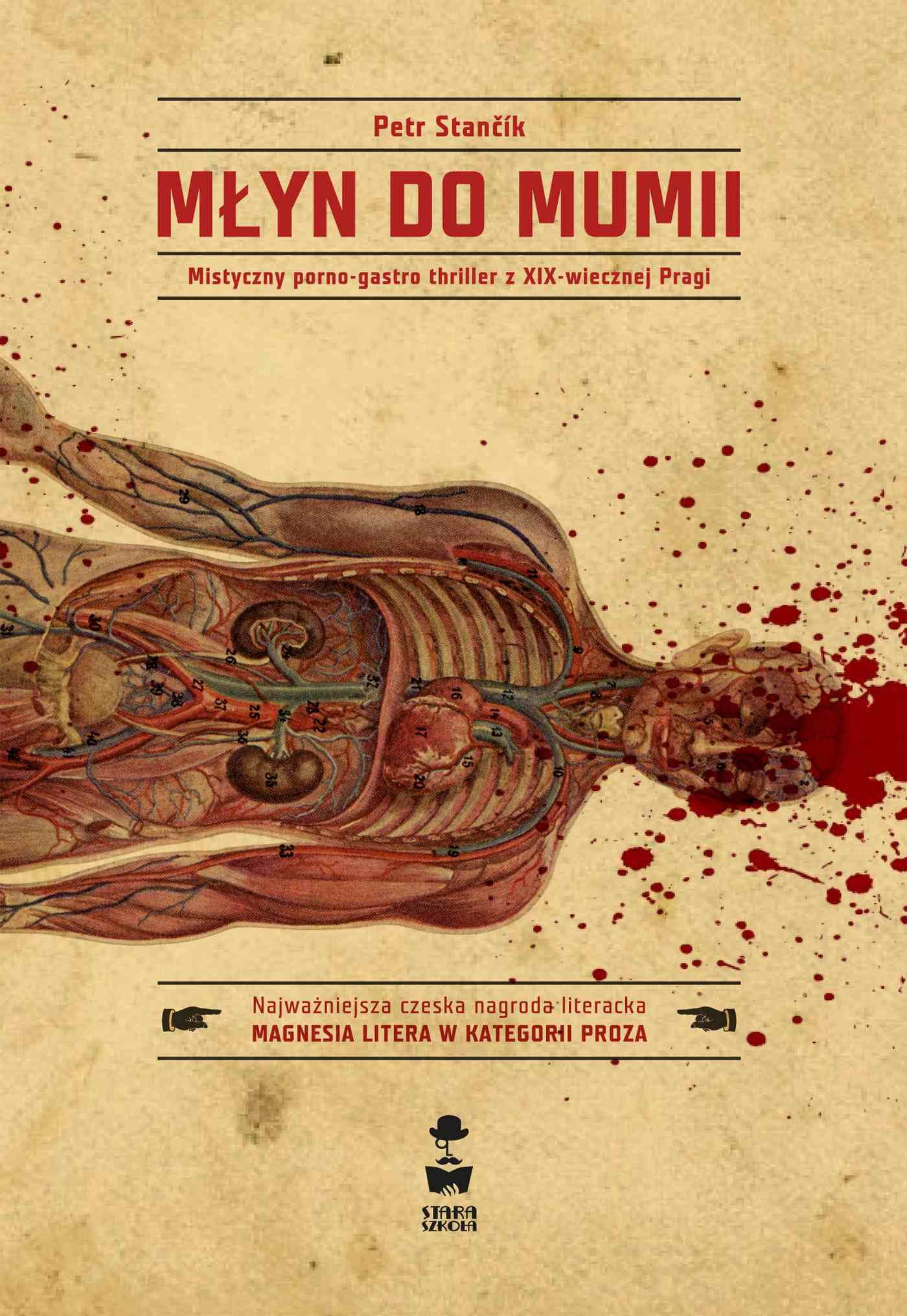 Młyn Do Mumii - Ebook (Książka na Kindle) do pobrania w formacie MOBI