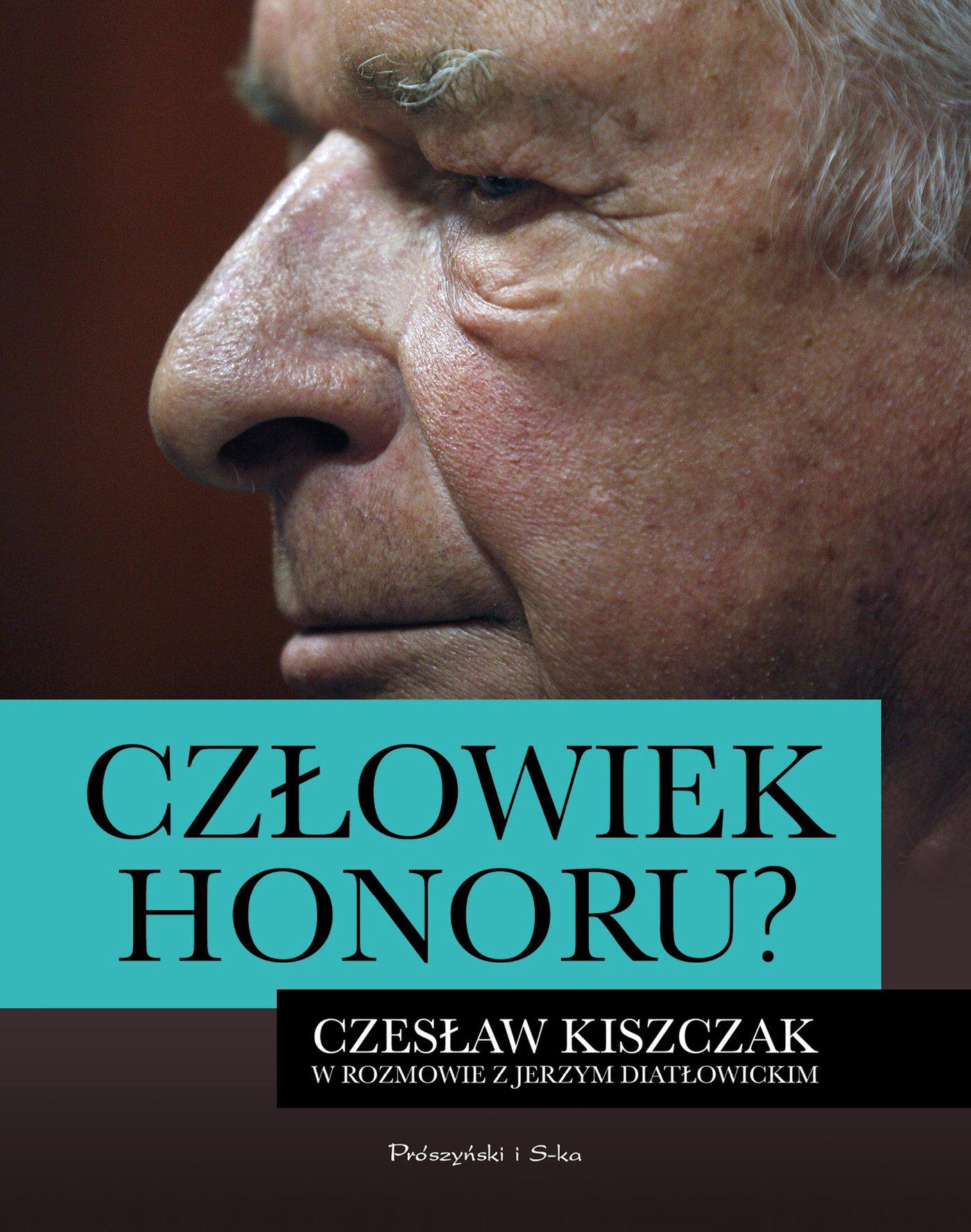 Człowiek honoru - Ebook (Książka EPUB) do pobrania w formacie EPUB