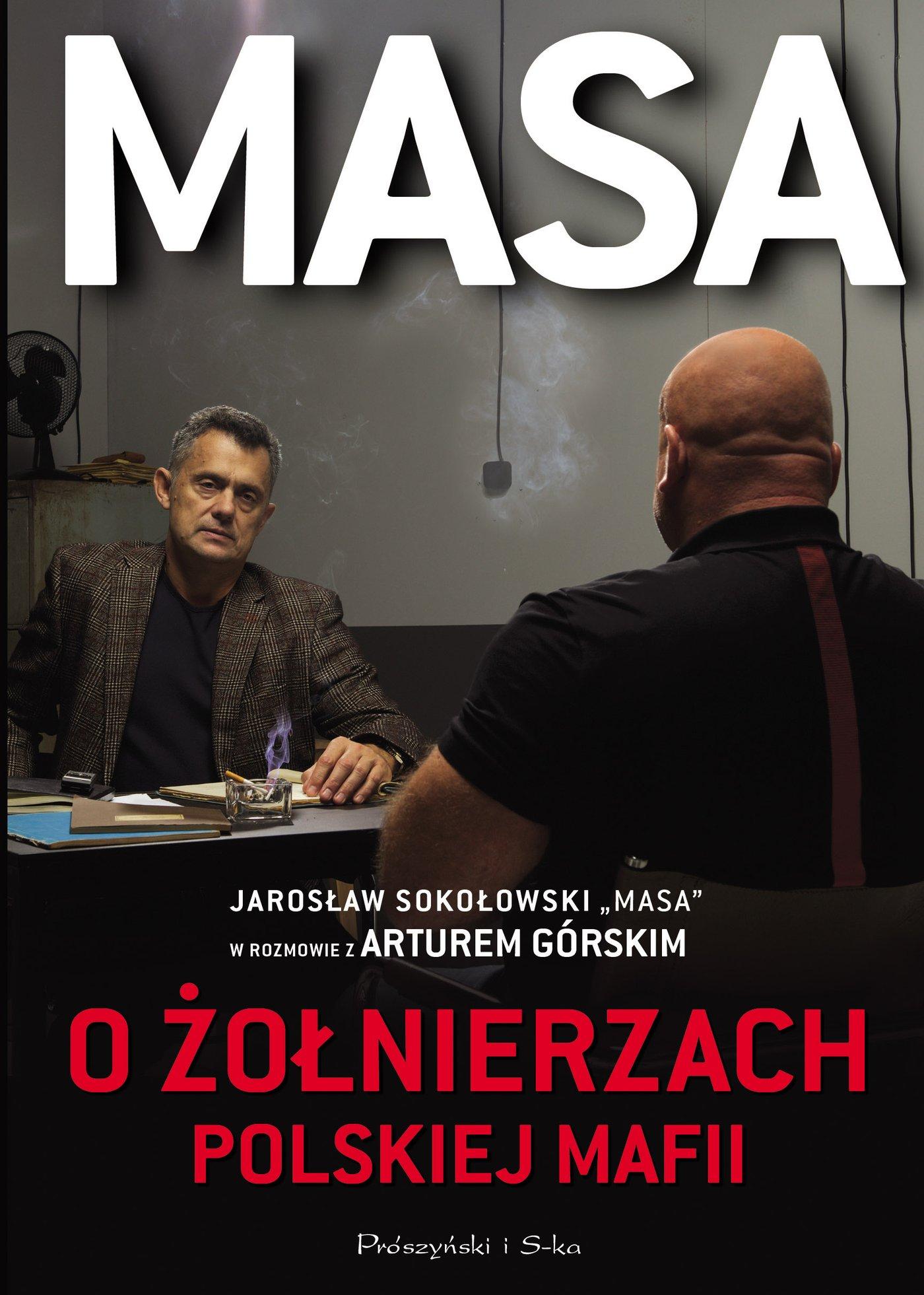 Masa o żołnierzach polskiej mafii - Ebook (Książka EPUB) do pobrania w formacie EPUB
