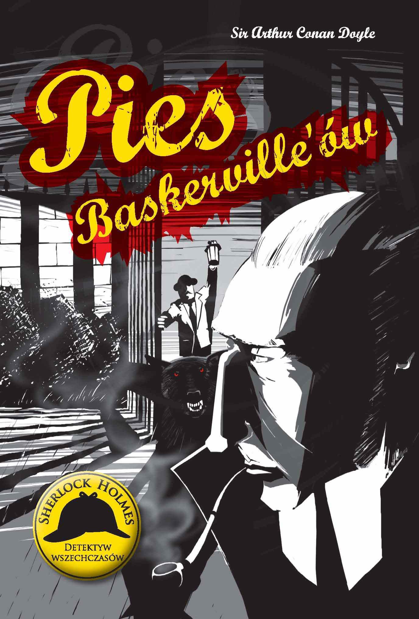 Pies Baskerville'ów - Ebook (Książka EPUB) do pobrania w formacie EPUB