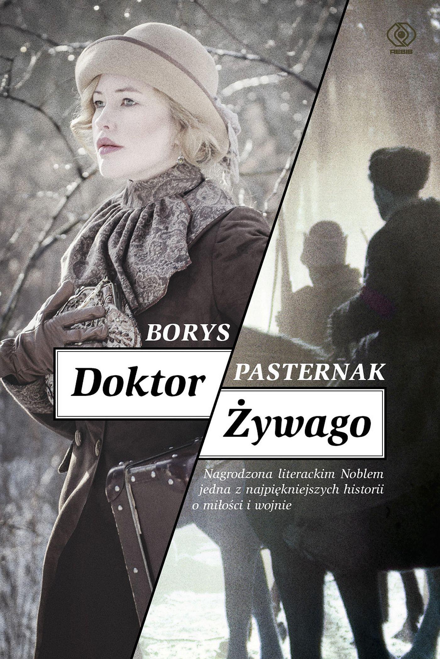 Doktor Żywago - Ebook (Książka na Kindle) do pobrania w formacie MOBI