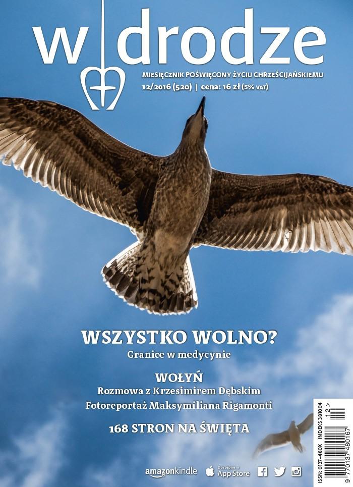 """Miesięcznik """"W drodze"""" nr 520 - Ebook (Książka EPUB) do pobrania w formacie EPUB"""