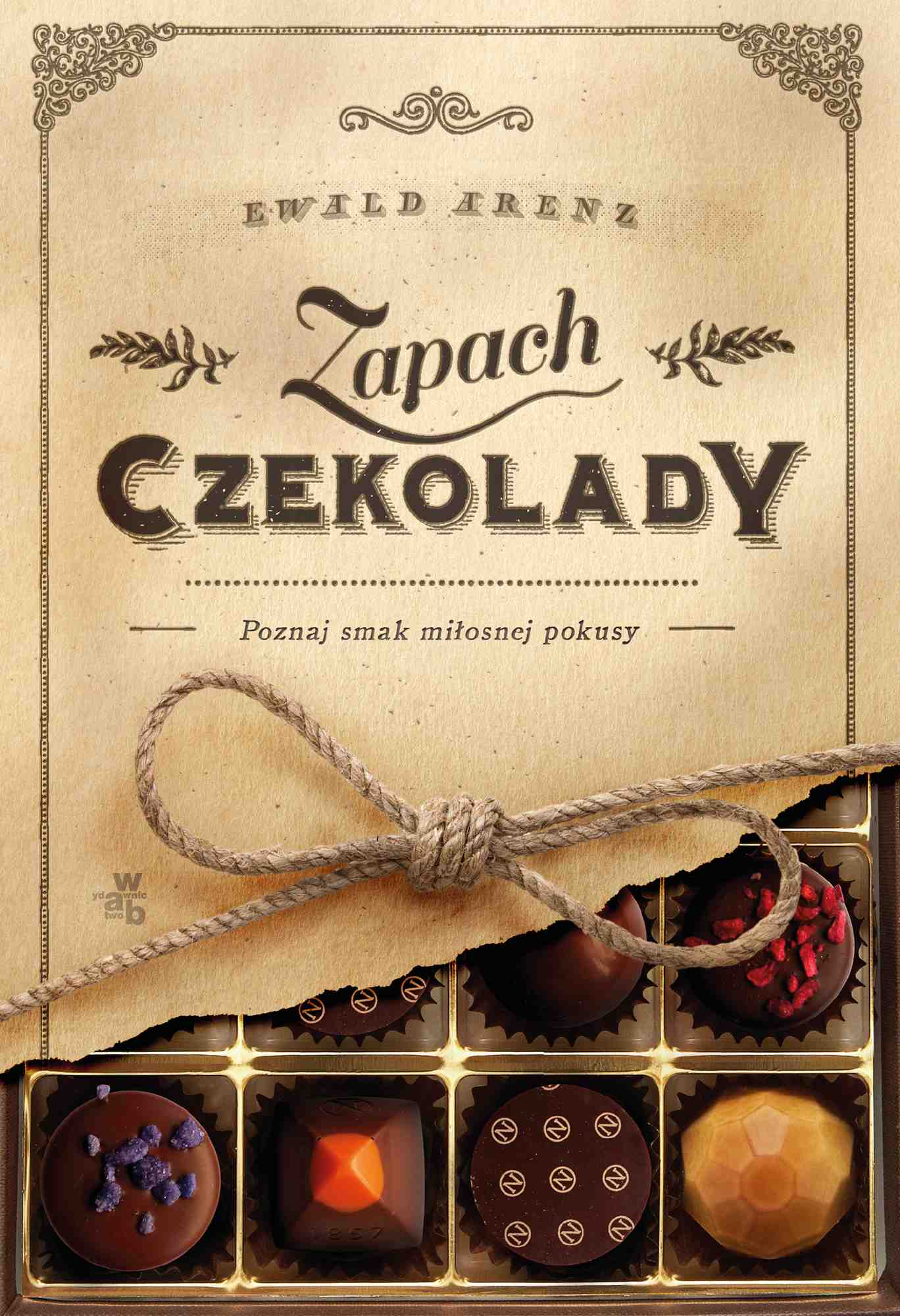 Zapach czekolady - Ebook (Książka EPUB) do pobrania w formacie EPUB