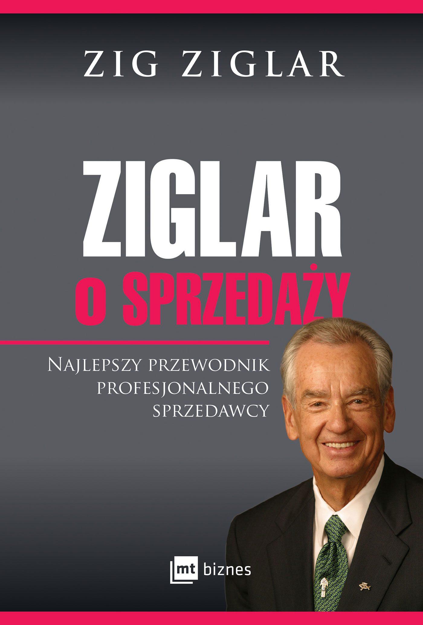 Ziglar o sprzedaży - Ebook (Książka EPUB) do pobrania w formacie EPUB