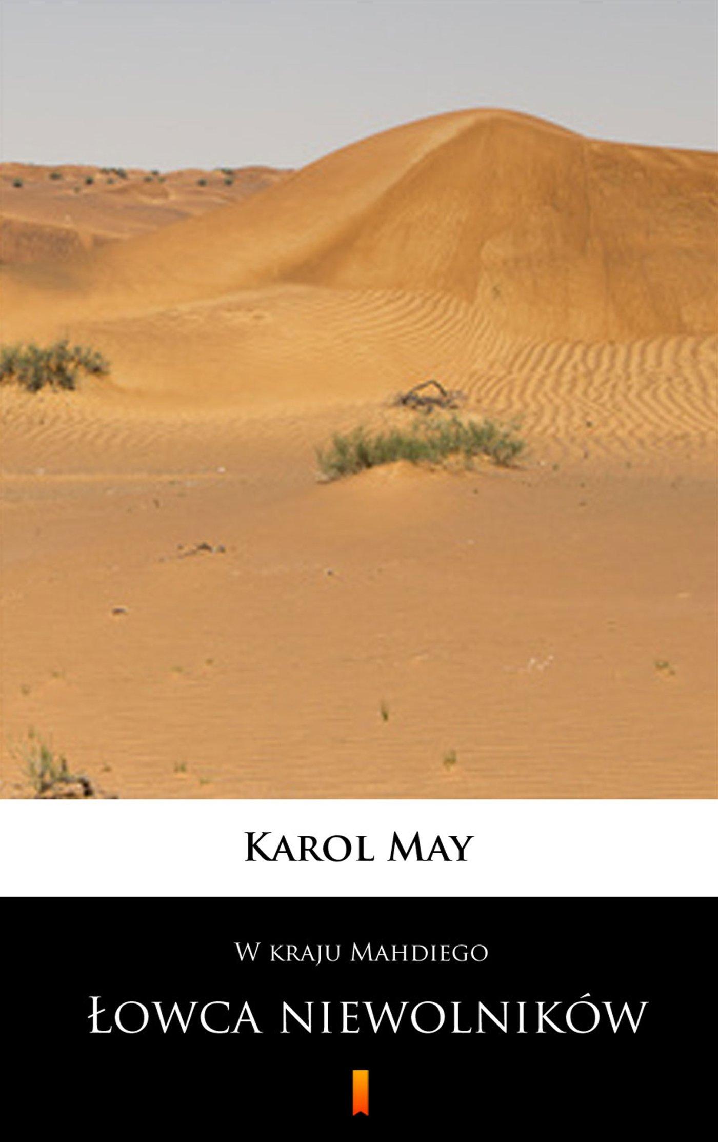 W kraju Mahdiego. Łowca niewolników - Ebook (Książka na Kindle) do pobrania w formacie MOBI